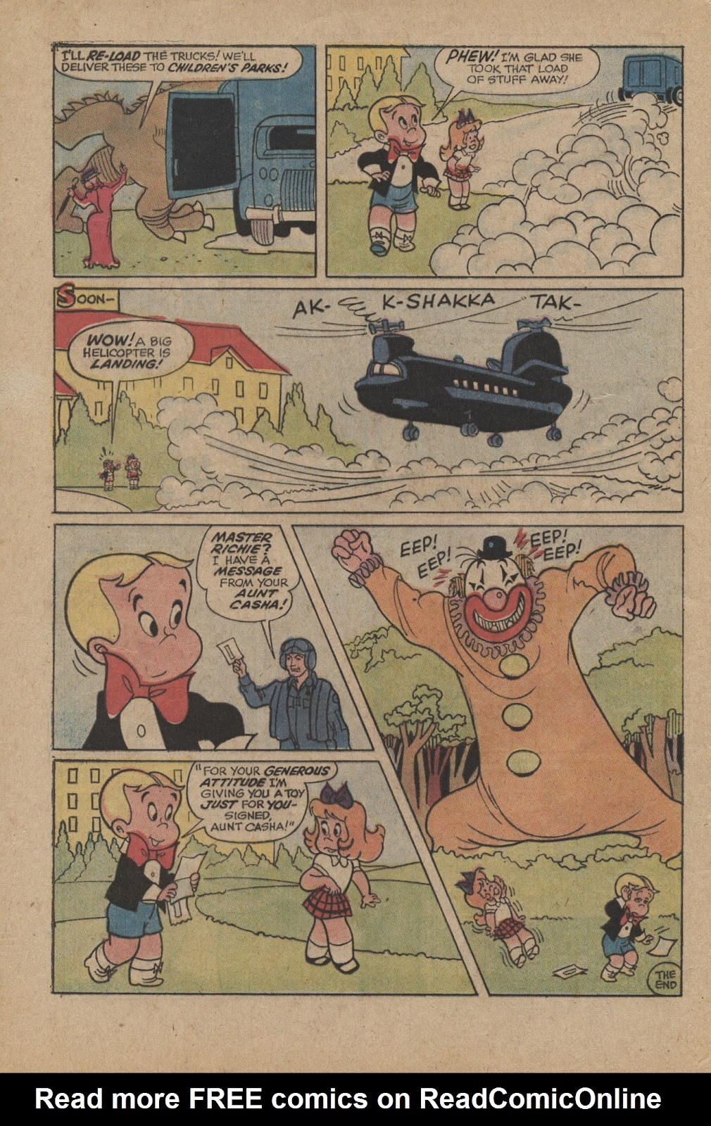 Little Dot (1953) issue 141 - Page 32