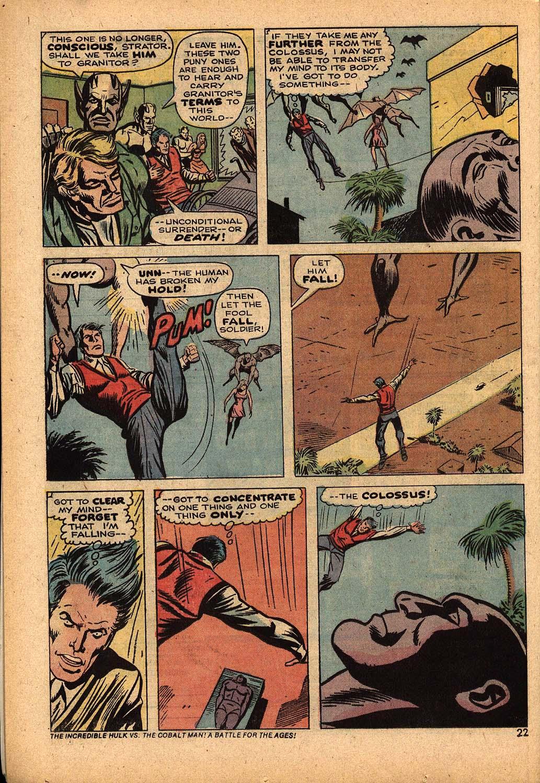 Read online Astonishing Tales (1970) comic -  Issue #22 - 14