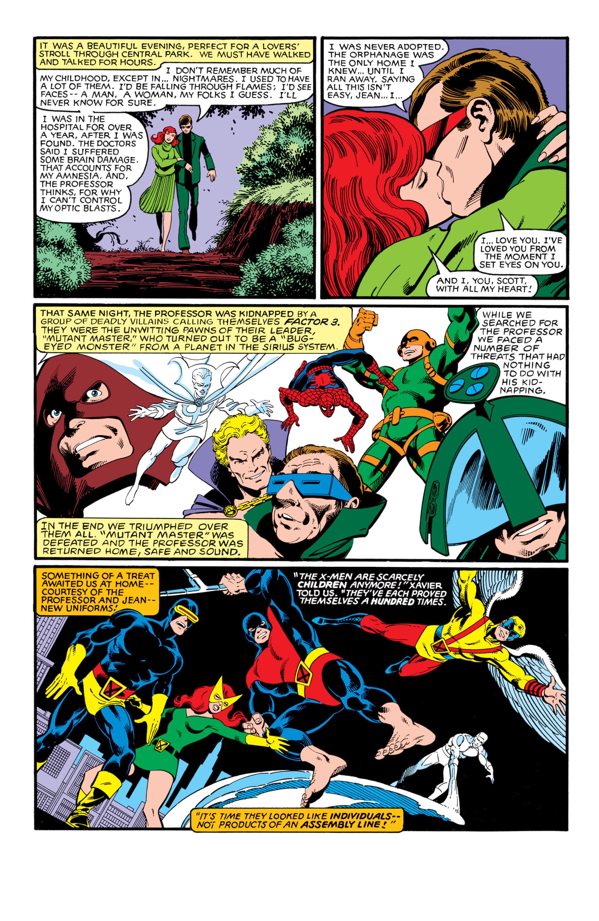 Read online Uncanny X-Men (1963) comic -  Issue #138 - 8