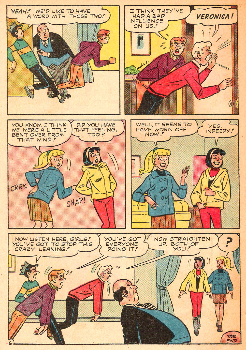 Read online Archie's Girls Betty and Veronica comic -  Issue #122 - 18