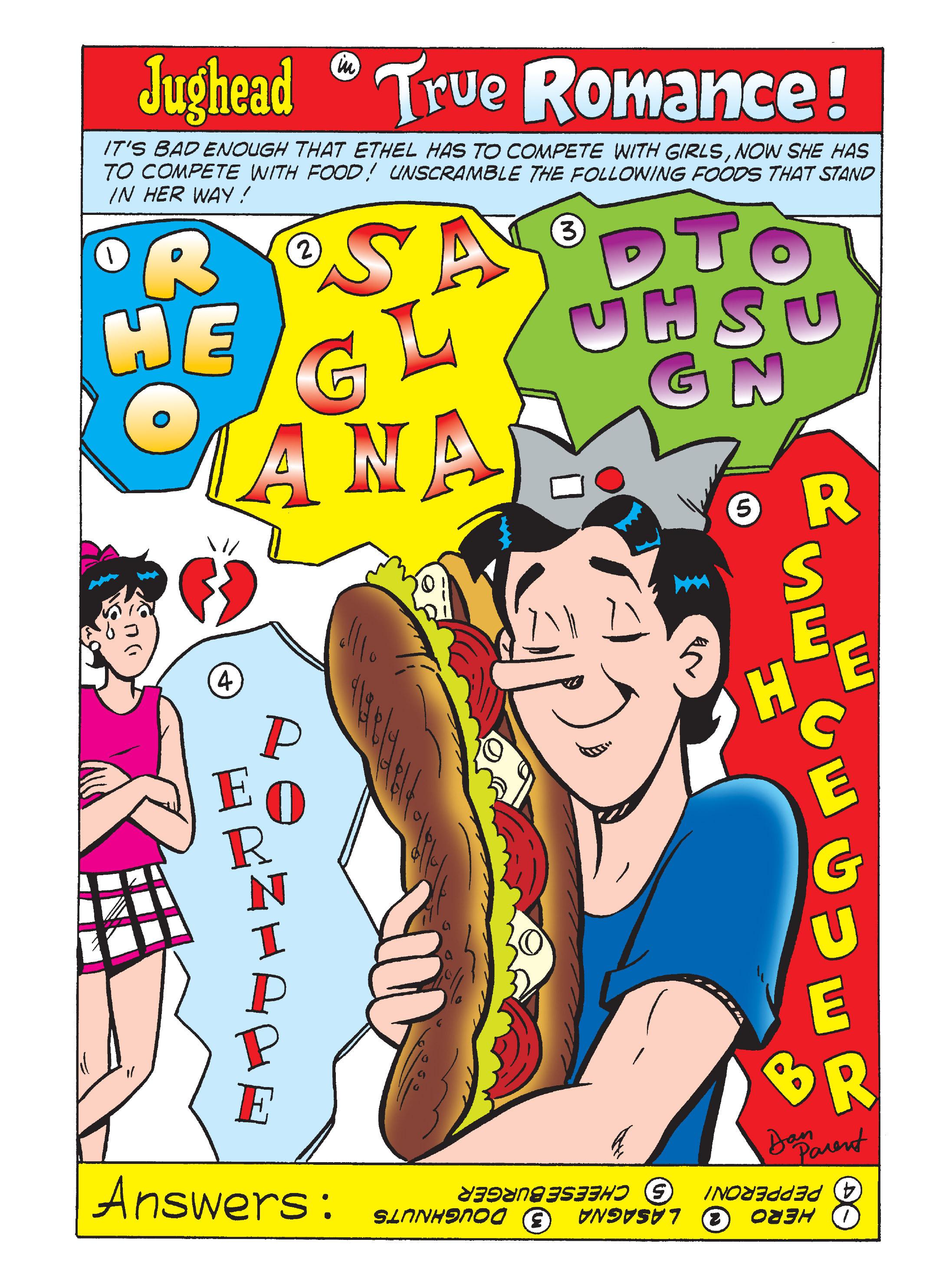 Read online Archie 1000 Page Comics Bonanza comic -  Issue #2 (Part 1) - 62