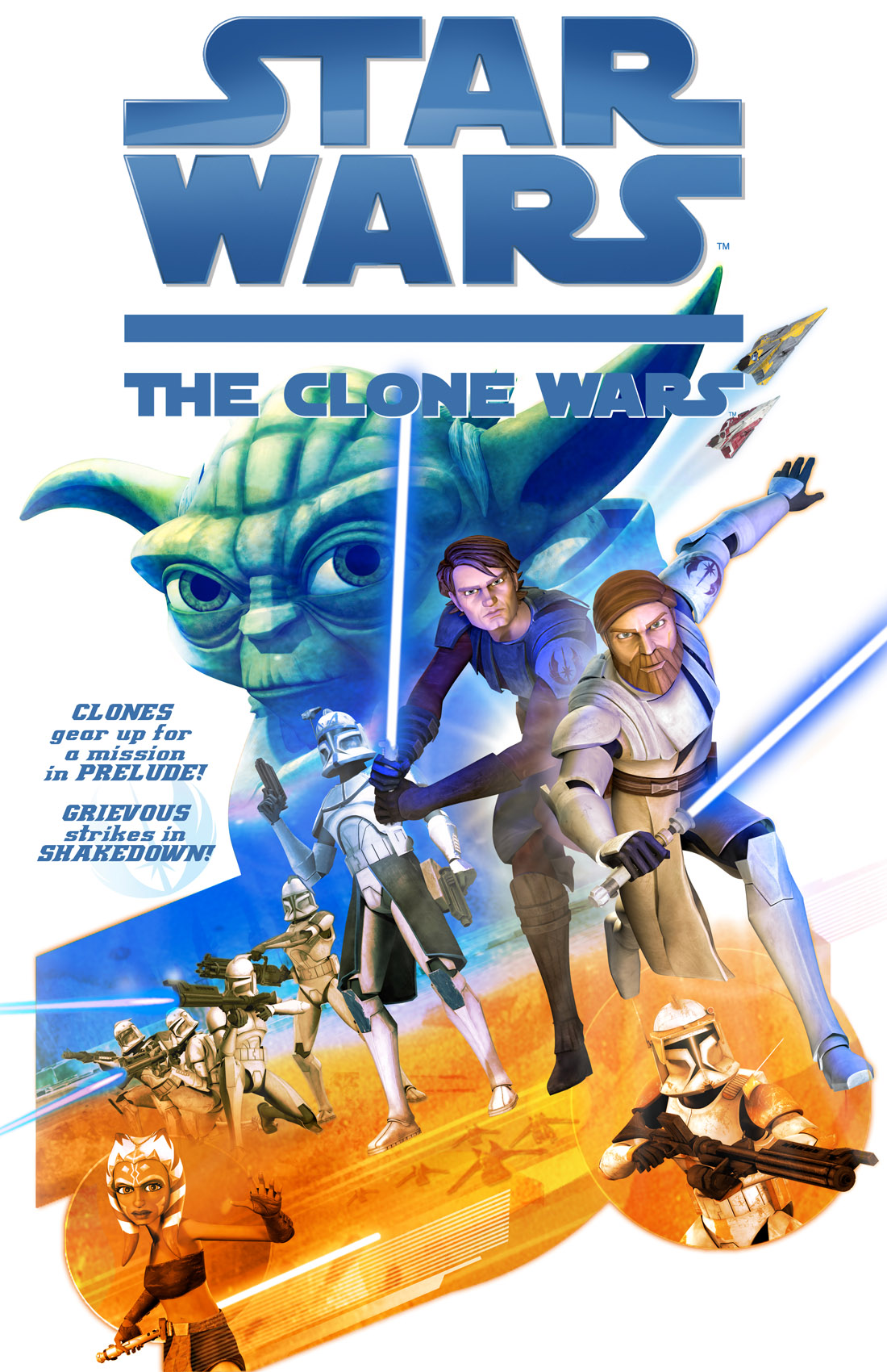 Read online Star Wars: Tales From The Clone Wars comic -  Issue # TPB - 10