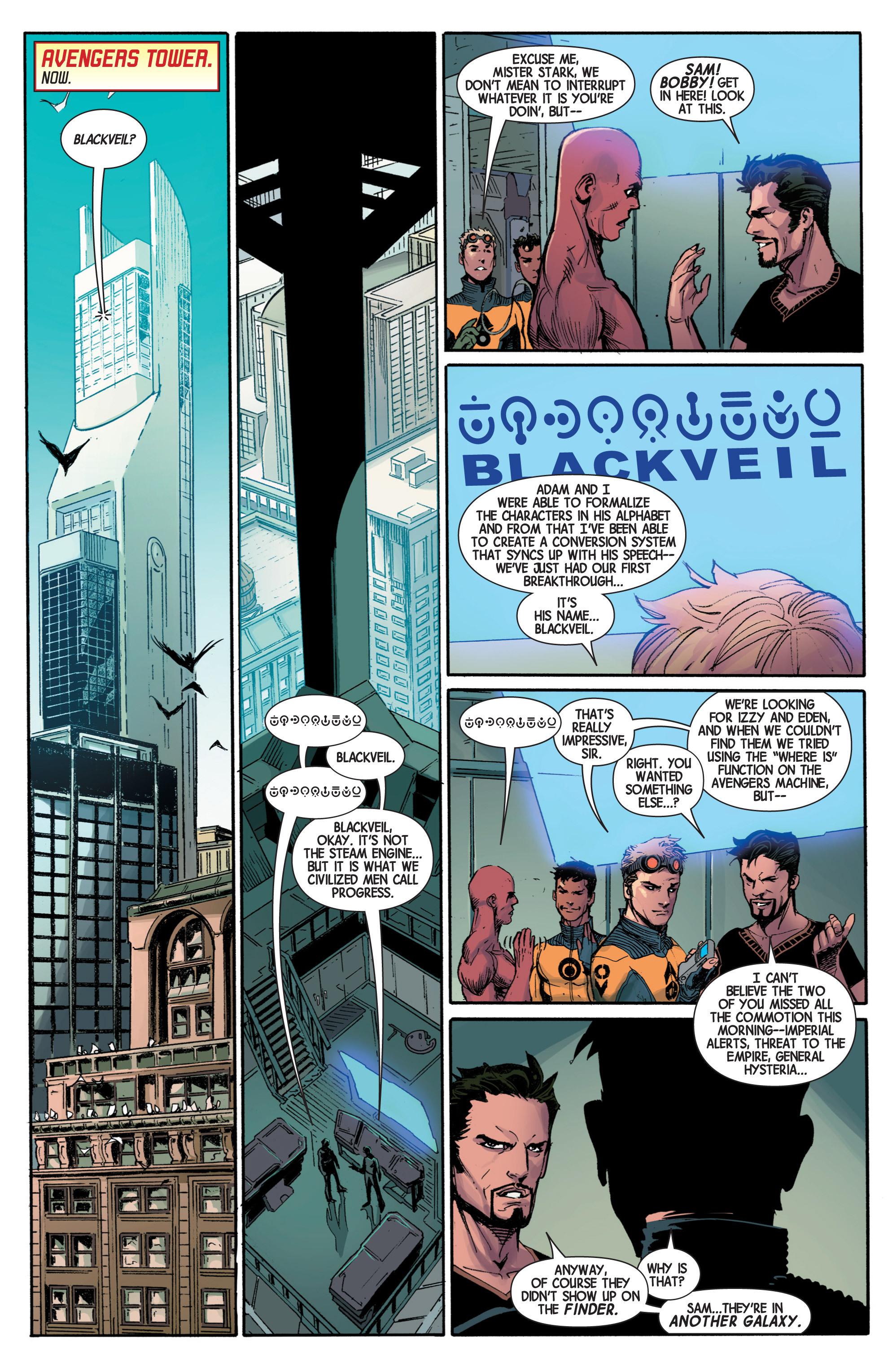 Read online Avengers (2013) comic -  Issue #Avengers (2013) _TPB 1 - 114