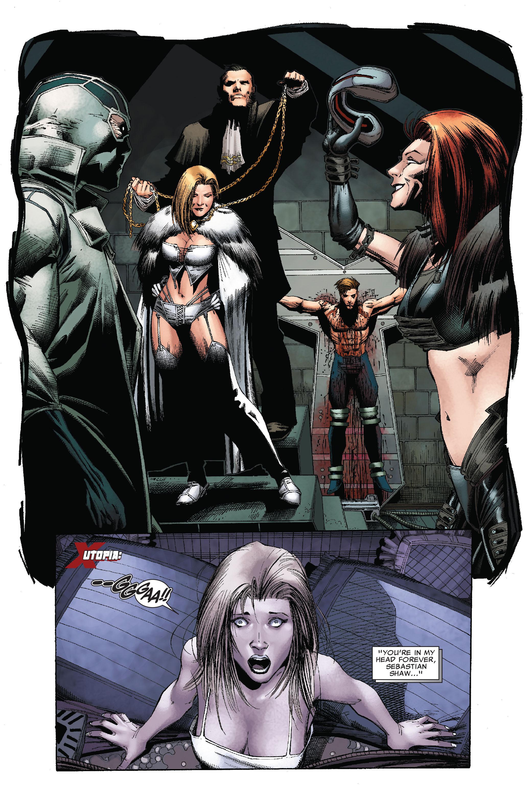 Read online Uncanny X-Men (1963) comic -  Issue #528 - 8