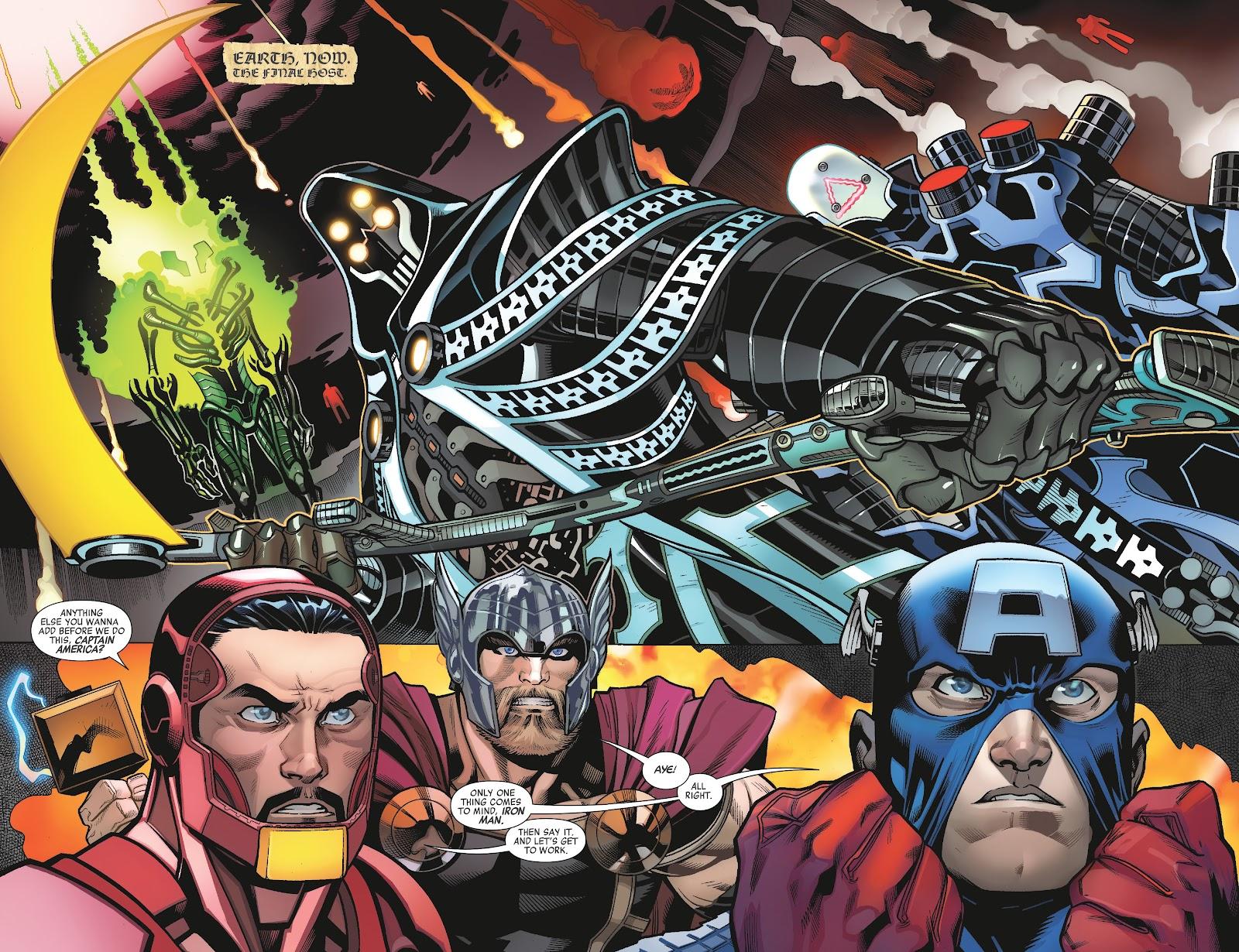 Read online Avengers Start Here Sampler 2019 comic -  Issue # Full - 12