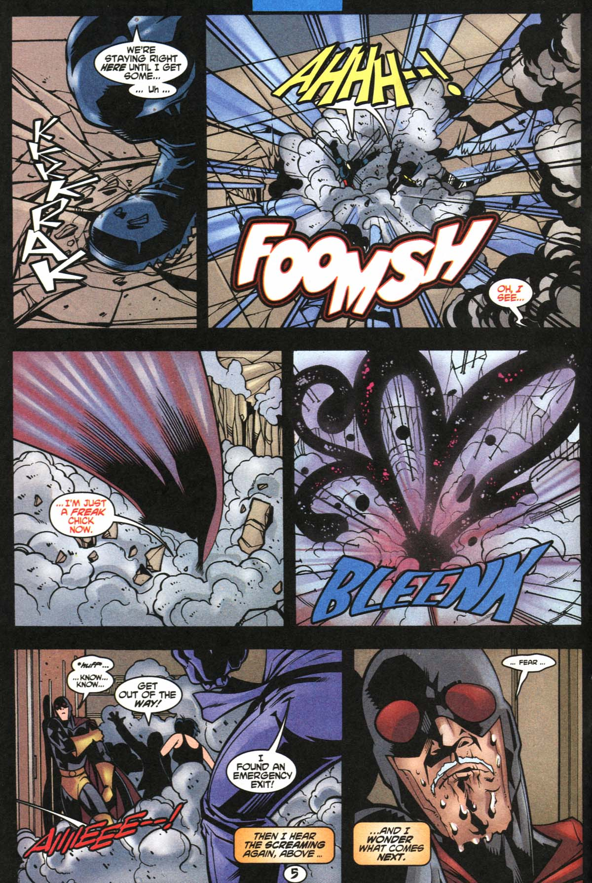 Read online Slingers comic -  Issue #5 - 6