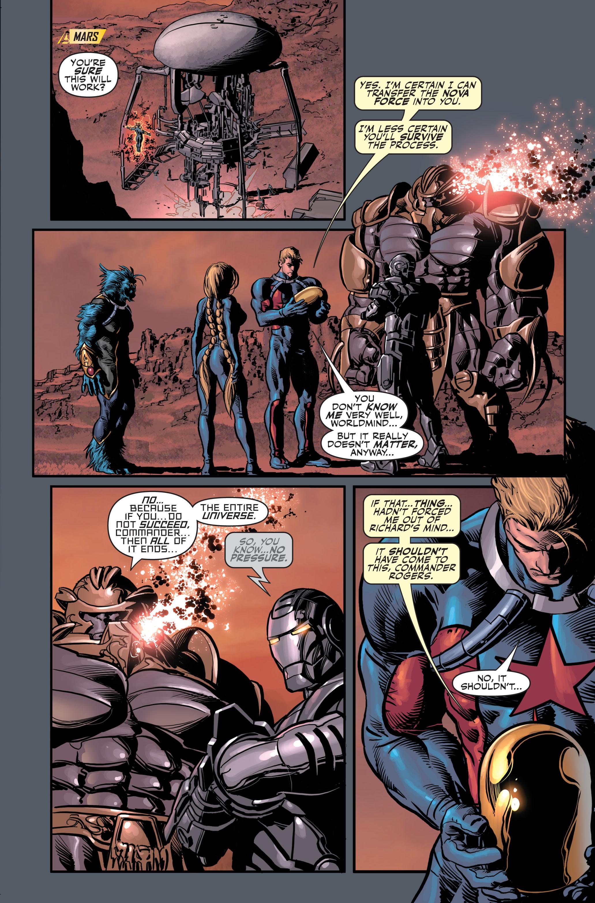 Read online Secret Avengers (2010) comic -  Issue #4 - 5