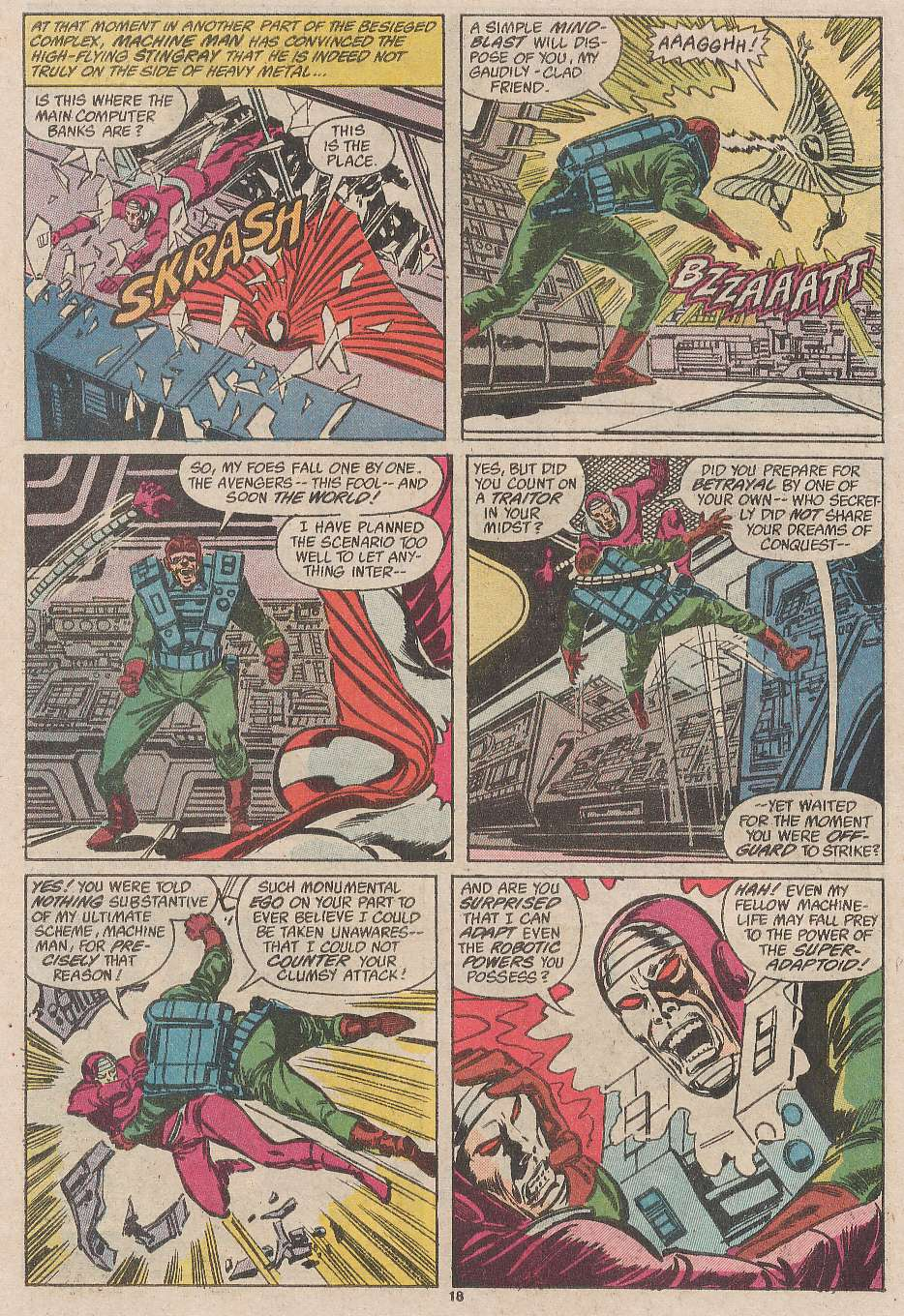 The Avengers (1963) 289 Page 17