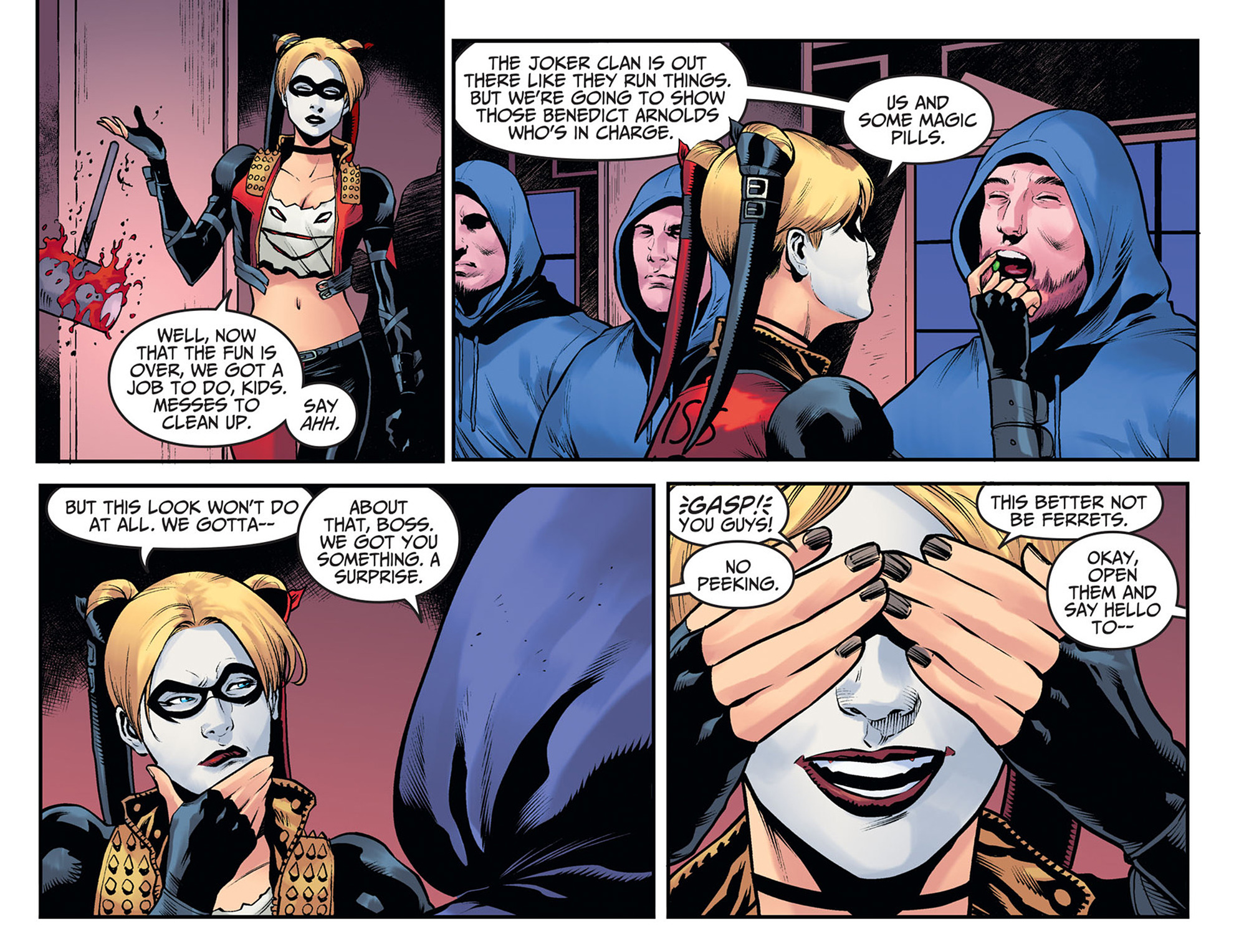 Read online Injustice: Ground Zero comic -  Issue #20 - 8