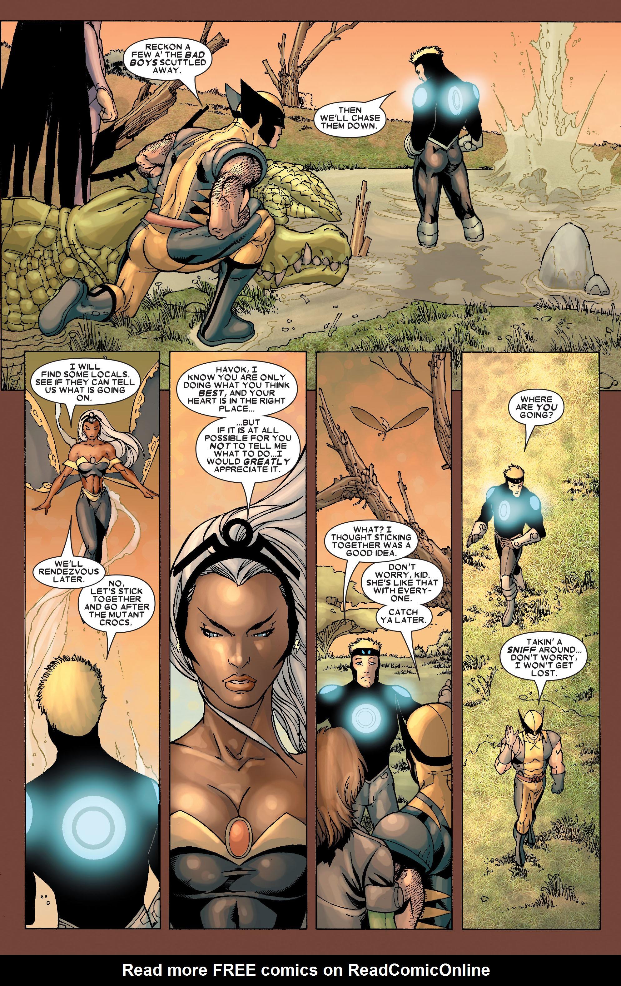 X-Men (1991) 175 Page 15