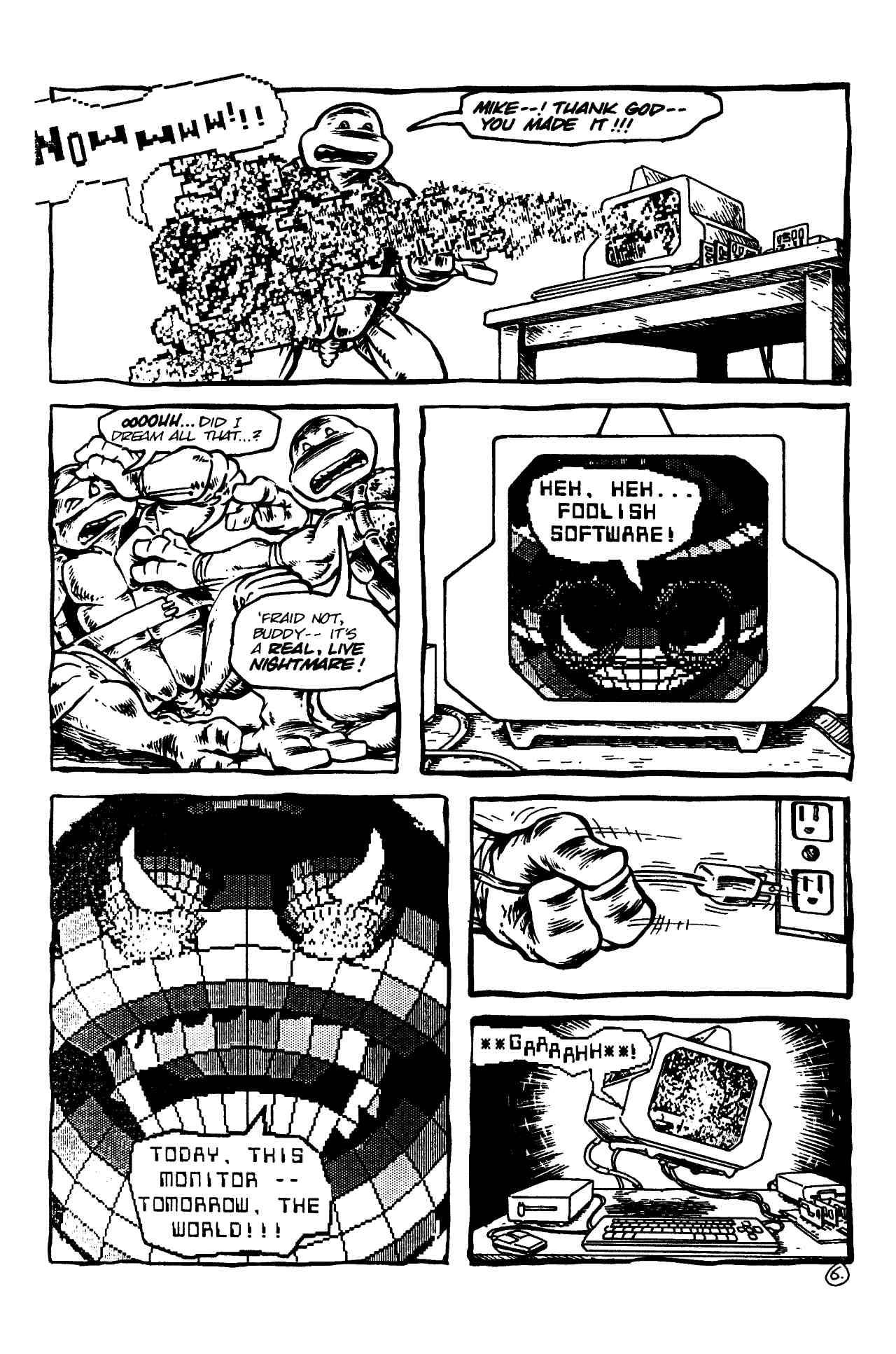 Read online Shell Shock comic -  Issue # Full - 211