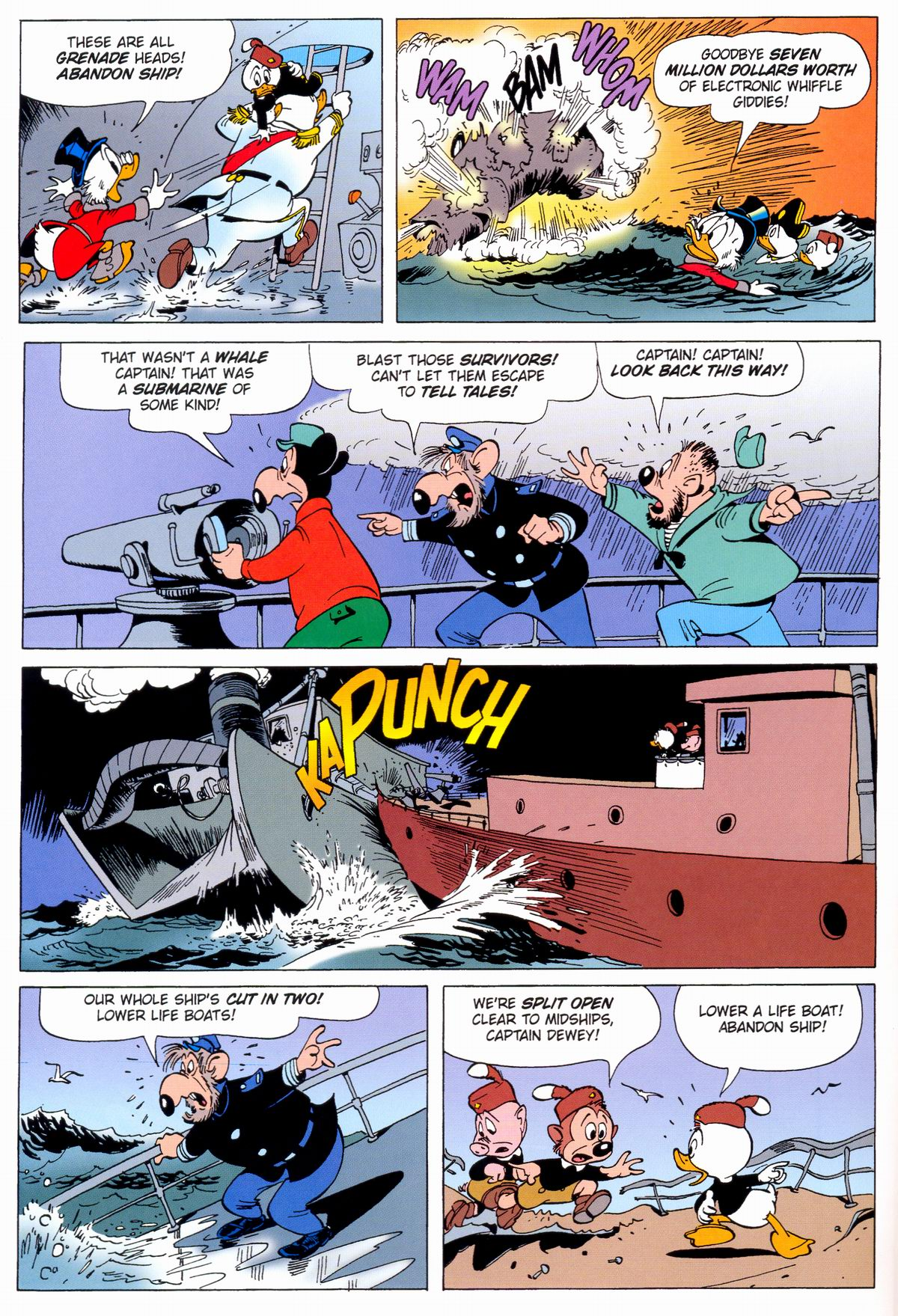 Read online Uncle Scrooge (1953) comic -  Issue #331 - 48