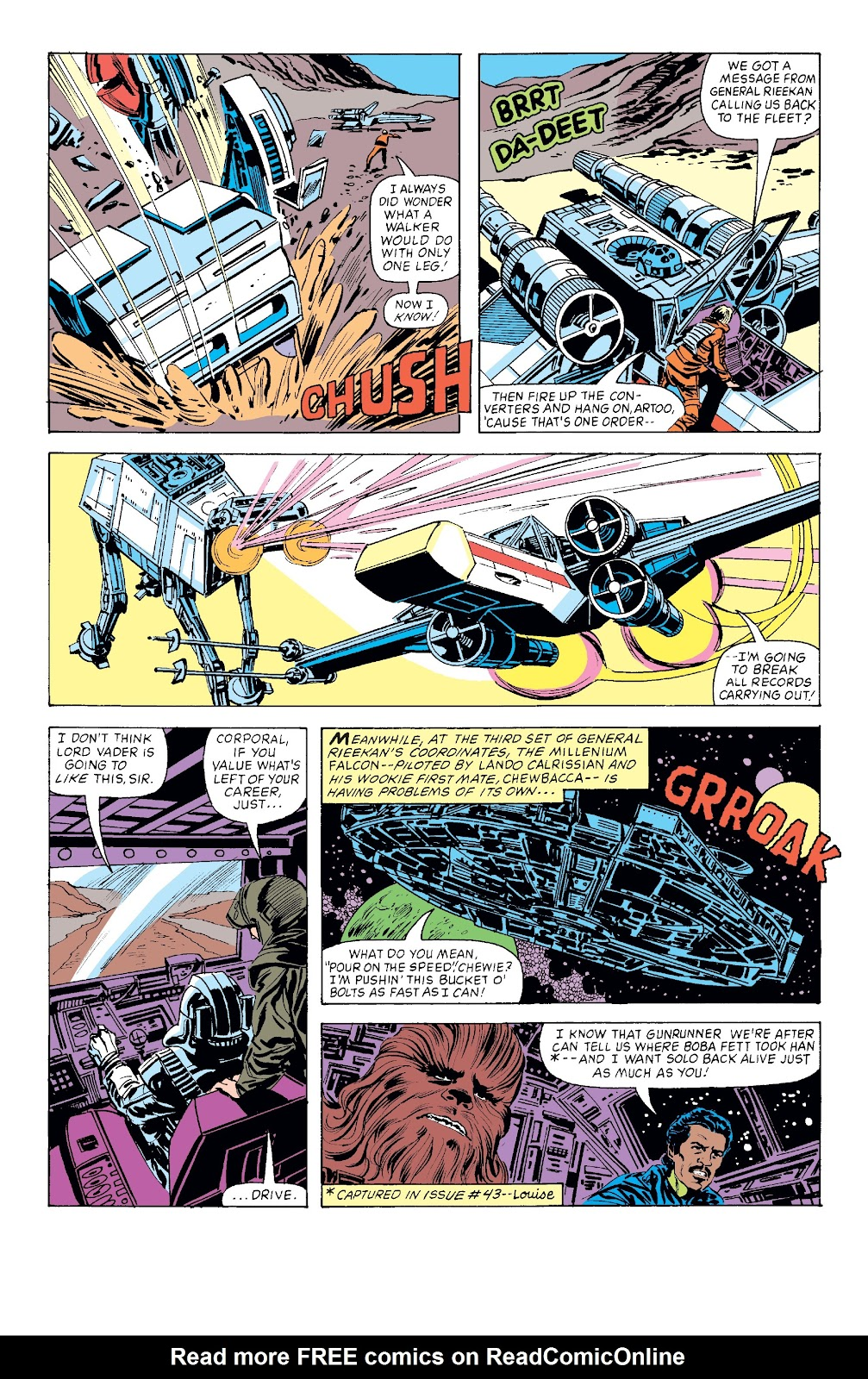 Read online Star Wars Legends: The Original Marvel Years - Epic Collection comic -  Issue # TPB 3 (Part 3) - 77