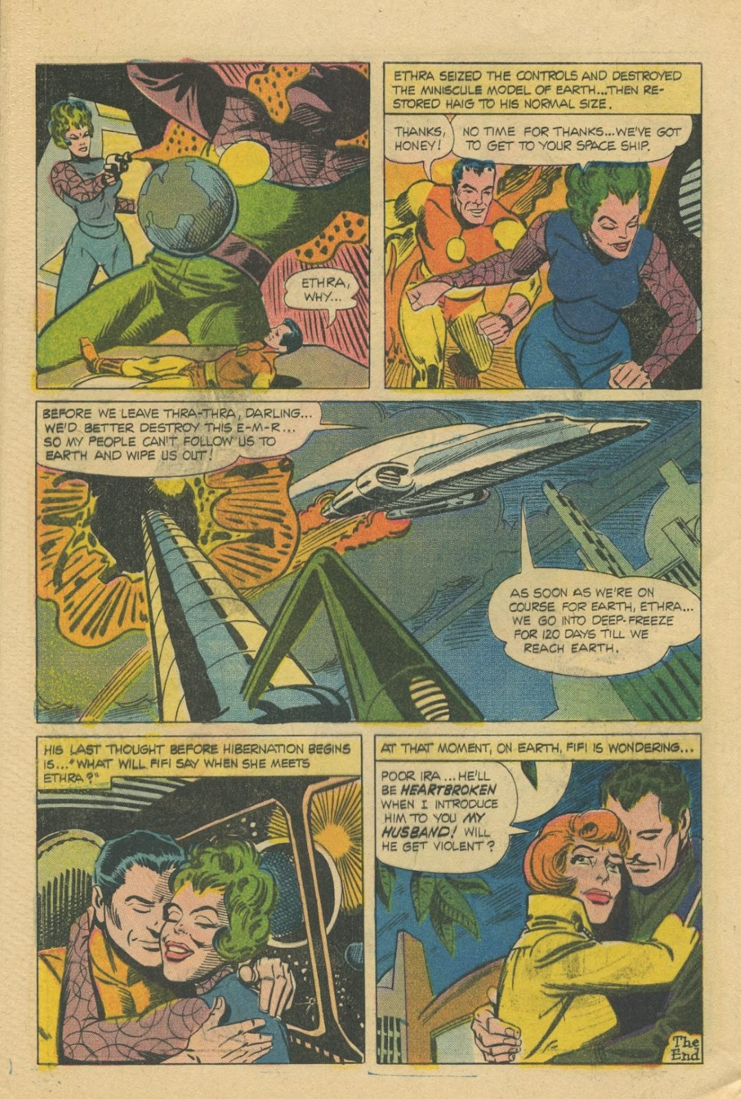 Space Adventures (1968) issue 8 - Page 32