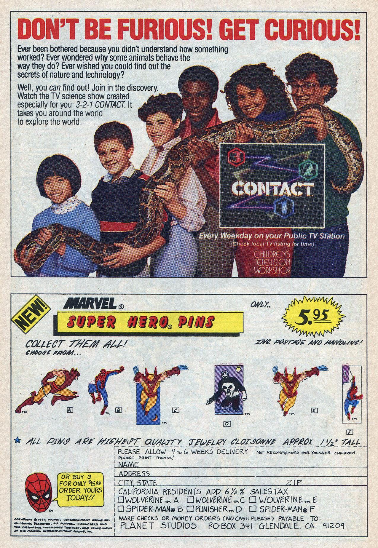 Read online Alpha Flight (1983) comic -  Issue #57 - 7