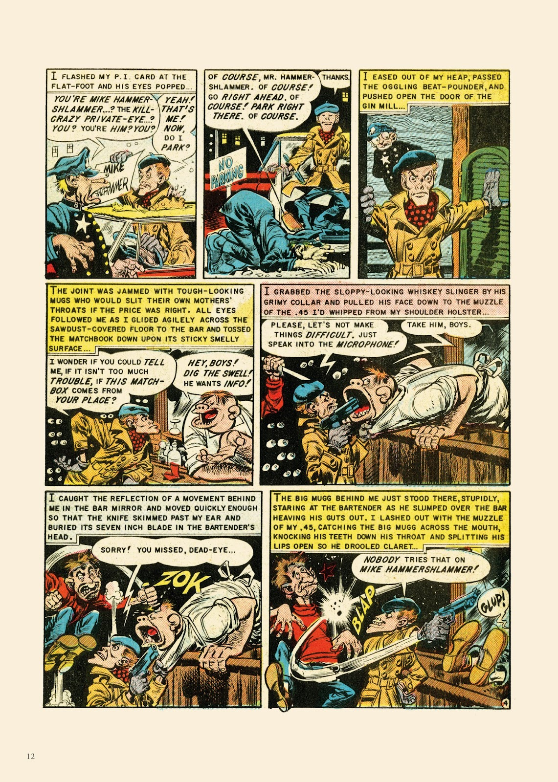 Read online Sincerest Form of Parody: The Best 1950s MAD-Inspired Satirical Comics comic -  Issue # TPB (Part 1) - 13