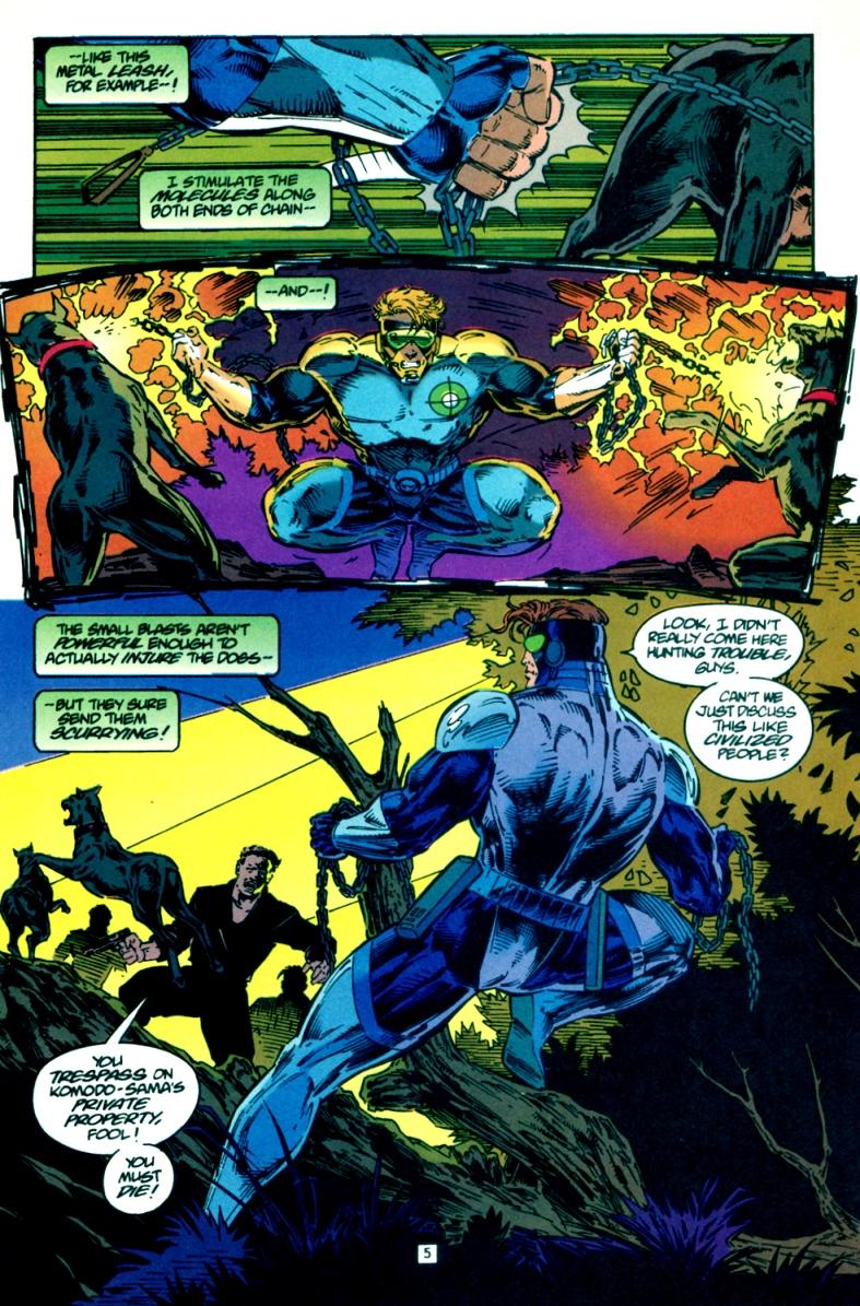 Read online Gunfire comic -  Issue #11 - 7