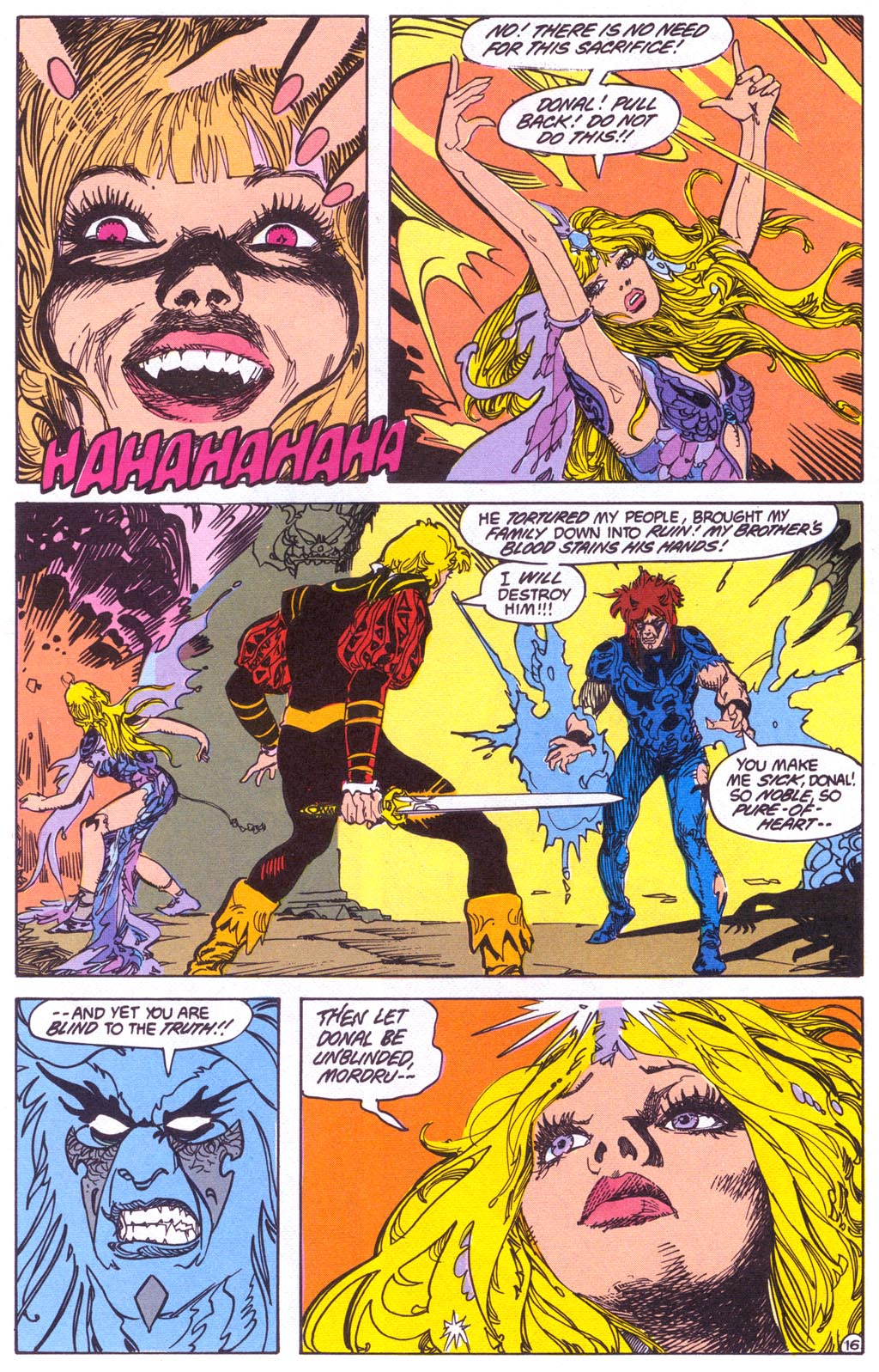 Read online Amethyst (1987) comic -  Issue #3 - 18