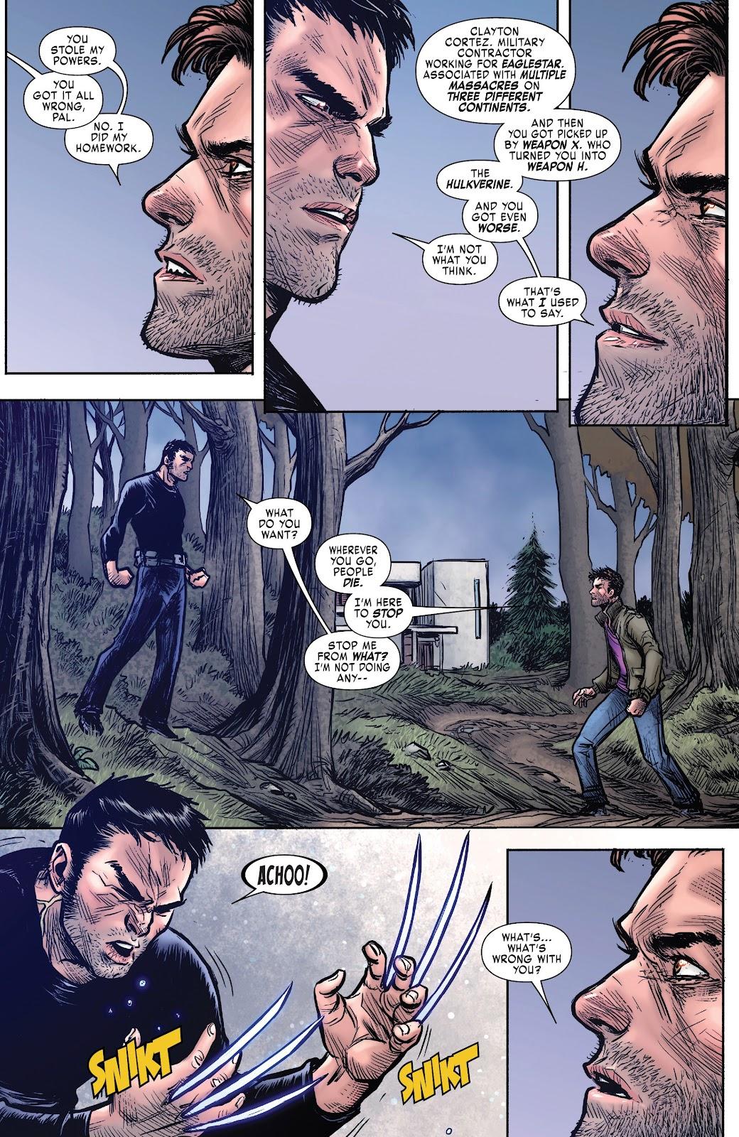 Read online Hulkverines comic -  Issue #1 - 15