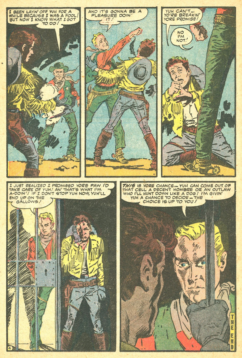 Kid Colt Outlaw issue 60 - Page 24