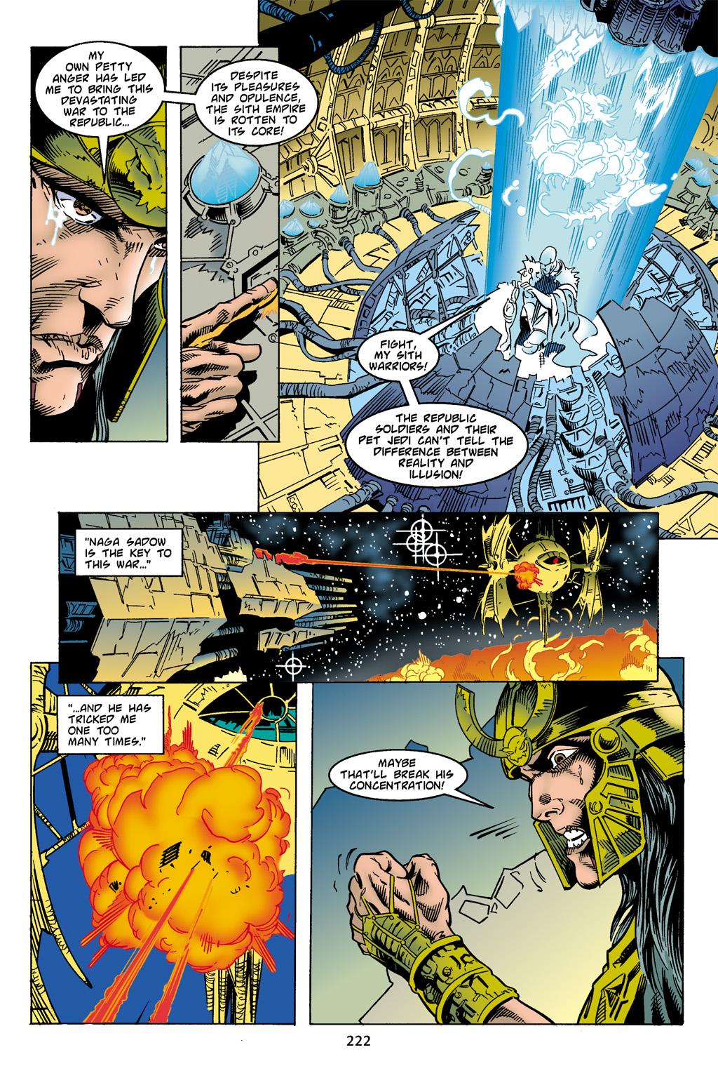 Read online Star Wars Omnibus comic -  Issue # Vol. 4 - 213