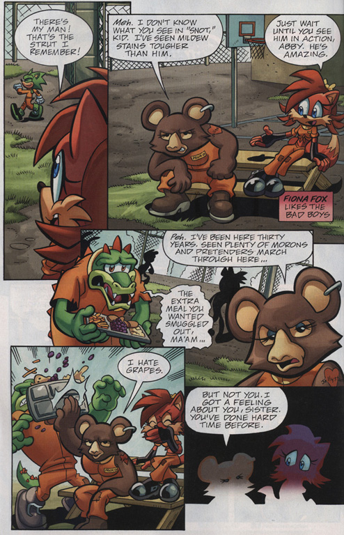 Read online Sonic Universe comic -  Issue #30 - 7