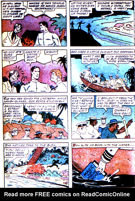 Read online Adventure Comics (1938) comic -  Issue #43 - 46