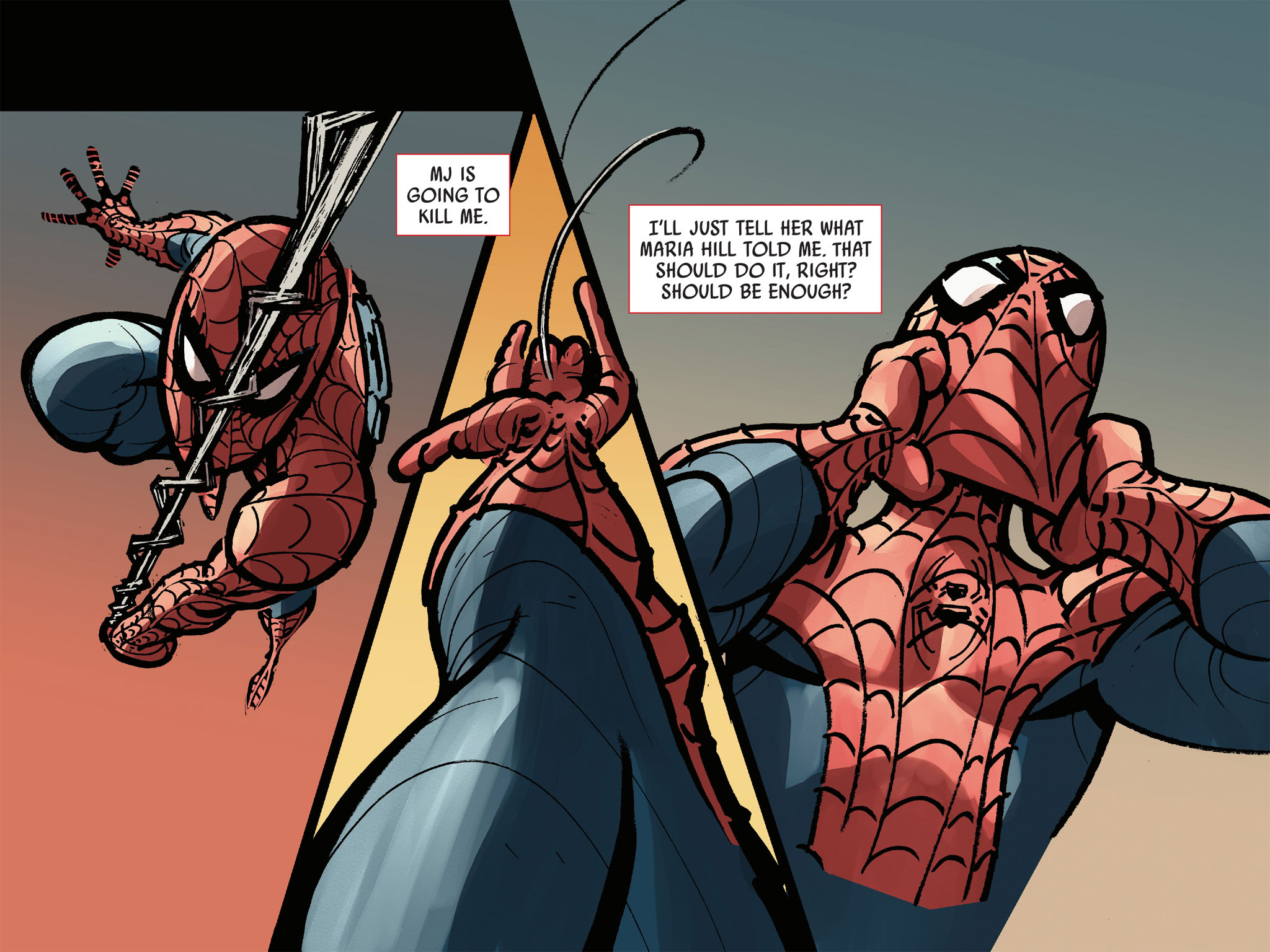 Read online Amazing Spider-Man: Who Am I? comic -  Issue # Full (Part 3) - 222