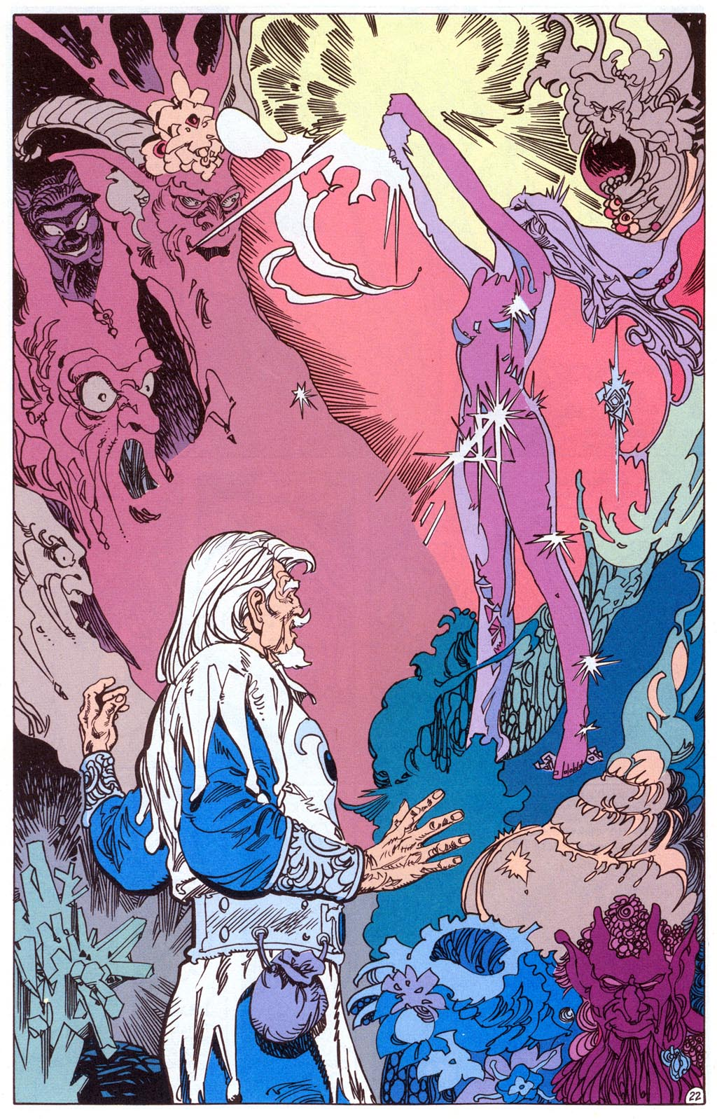 Read online Amethyst (1987) comic -  Issue #4 - 24