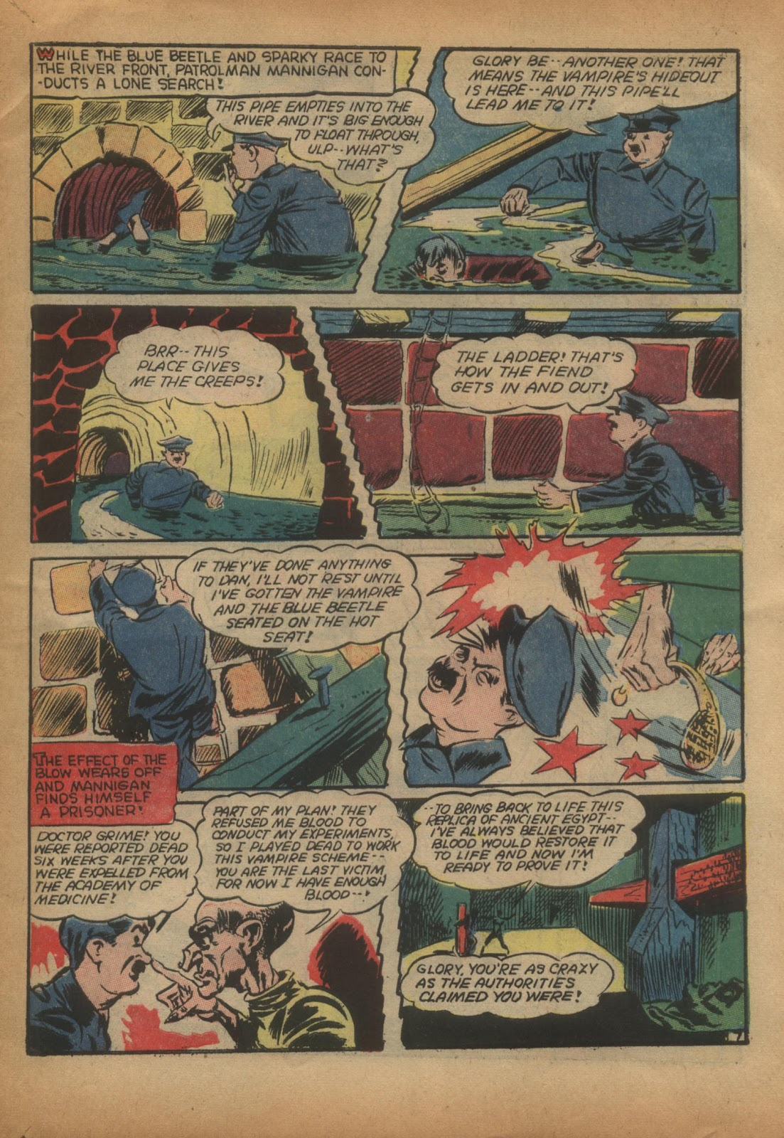 The Blue Beetle issue 15 - Page 59