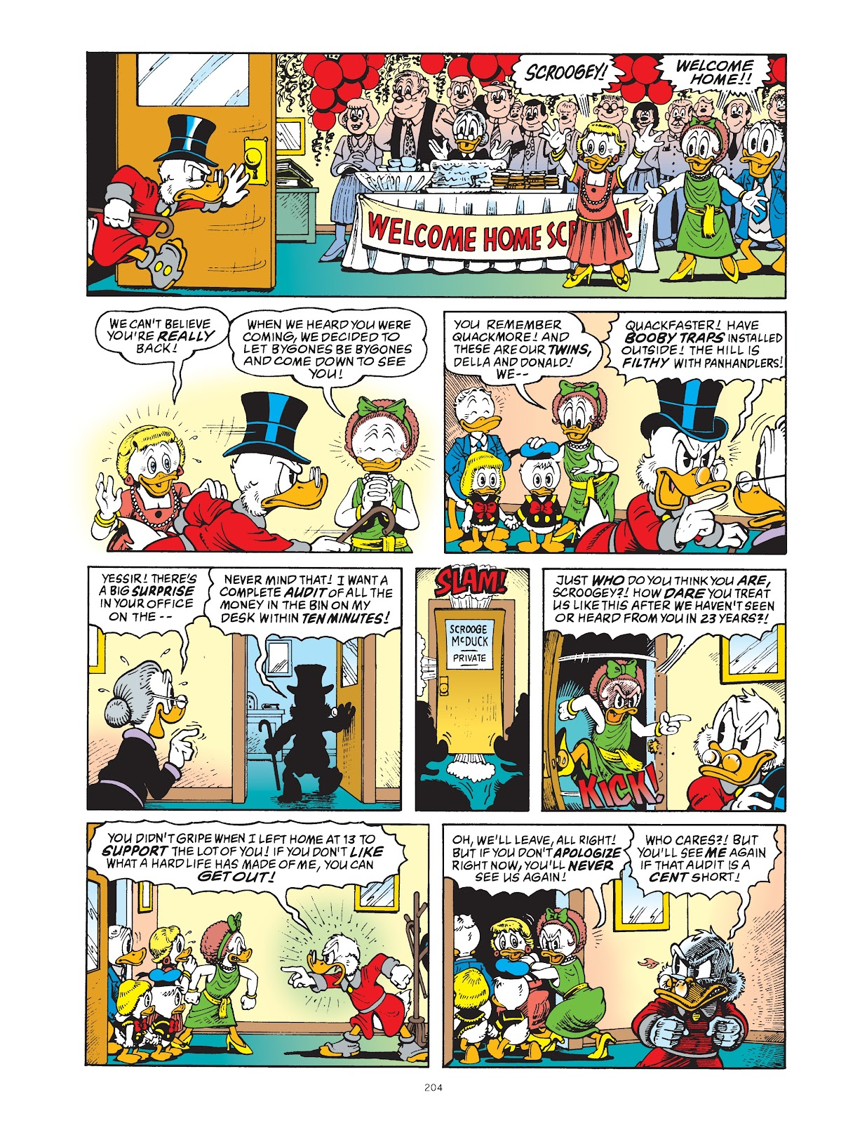 Read online The Complete Life and Times of Scrooge McDuck comic -  Issue # TPB 1 (Part 2) - 99