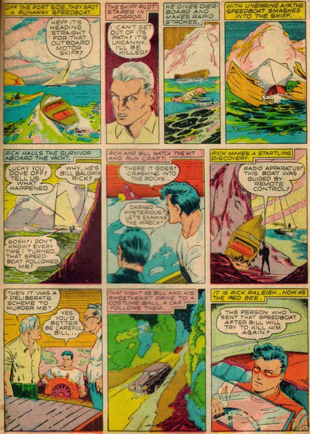 Read online Hit Comics comic -  Issue #14 - 35