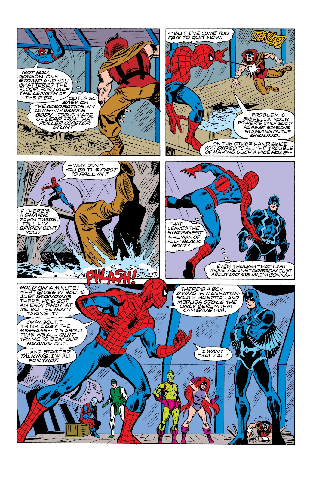 Read online Marvel Masterworks: The Spectacular Spider-Man comic -  Issue # TPB (Part 2) - 89