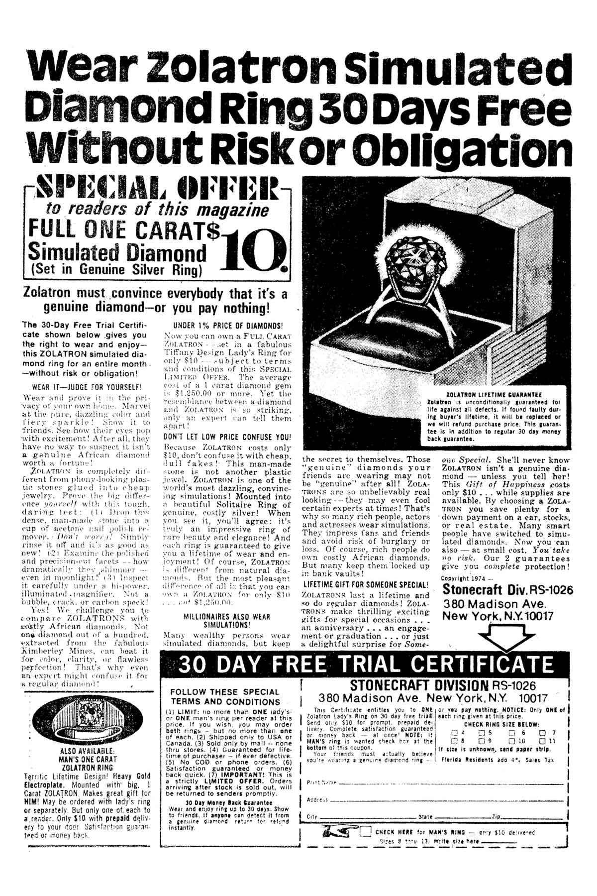Read online Shazam! (1973) comic -  Issue #17 - 65