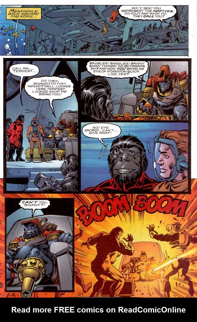 Read online Aquaman (1994) comic -  Issue #Aquaman (1994) _Annual 5 - 22