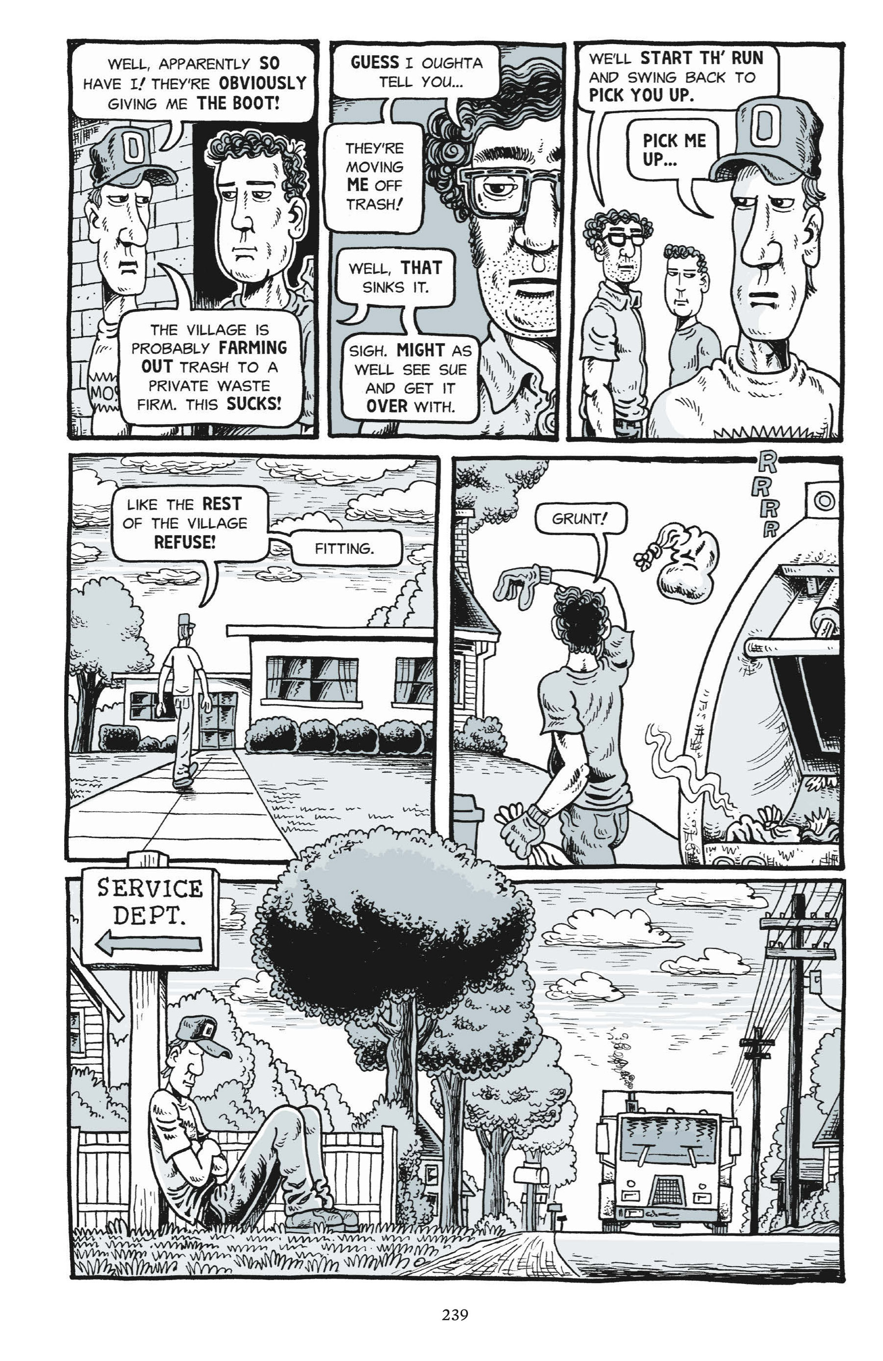 Read online Trashed comic -  Issue # Full - 228