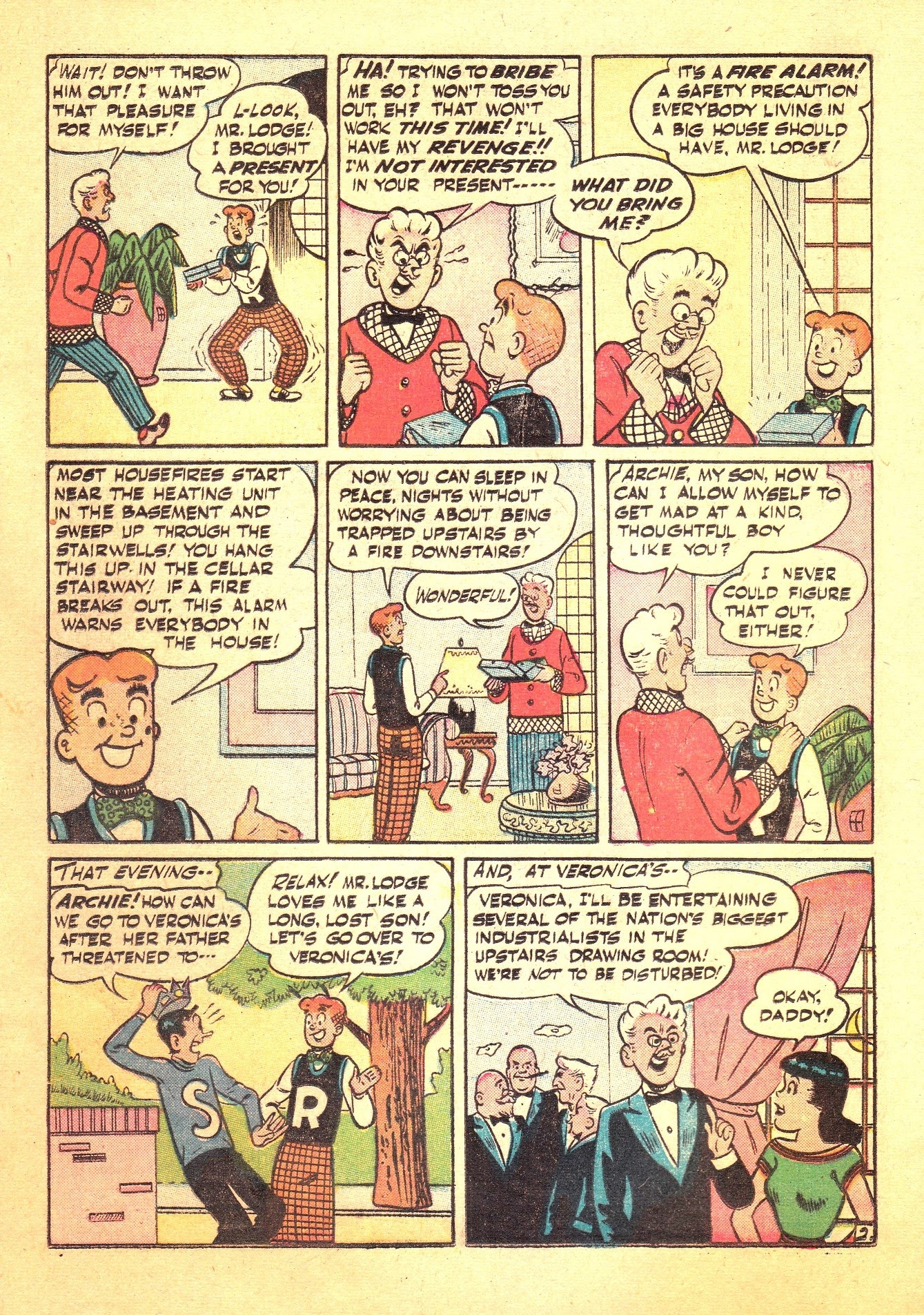 Archie Comics issue 077 - Page 12