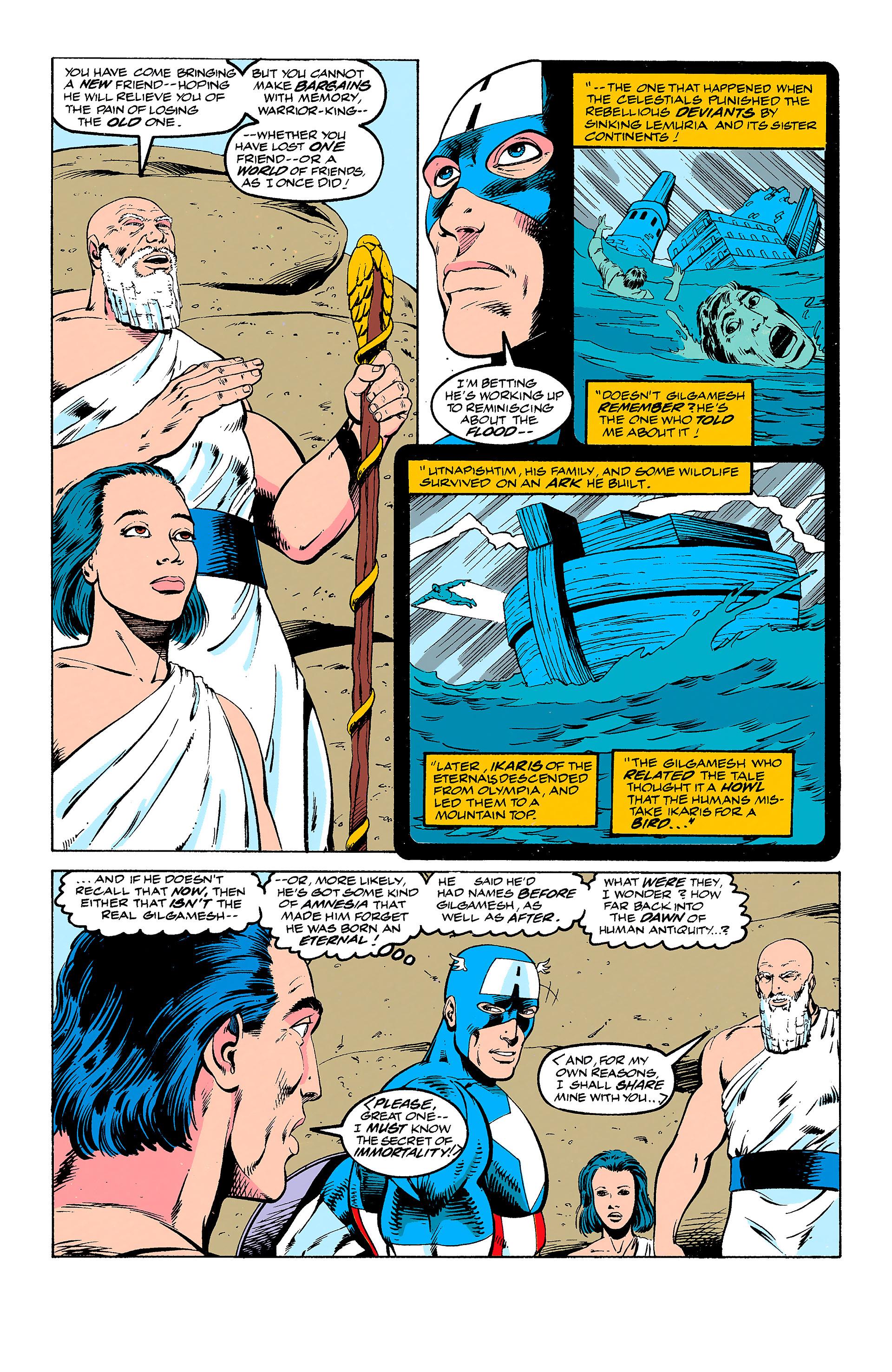Read online Captain America (1968) comic -  Issue # _Annual 11 - 19
