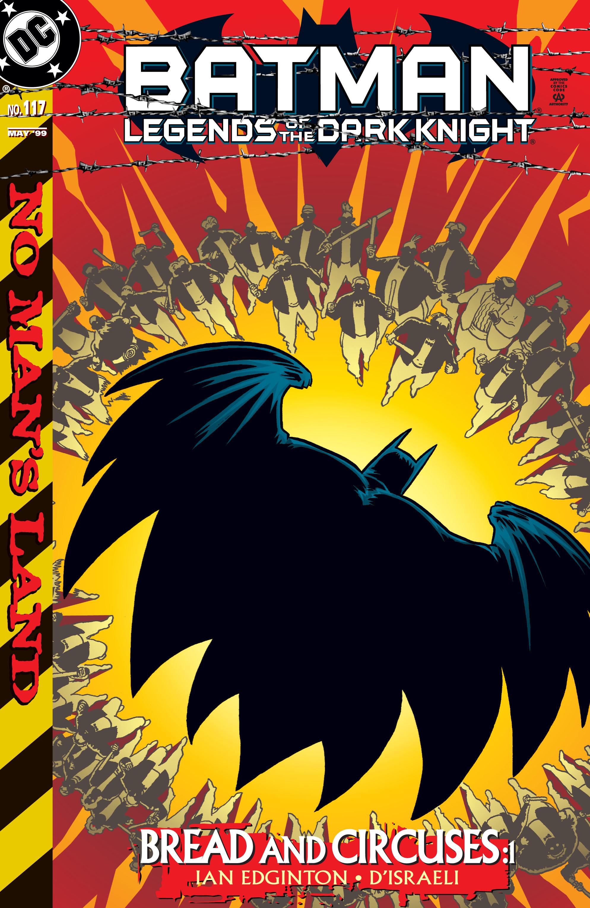 Batman: Legends of the Dark Knight 117 Page 1
