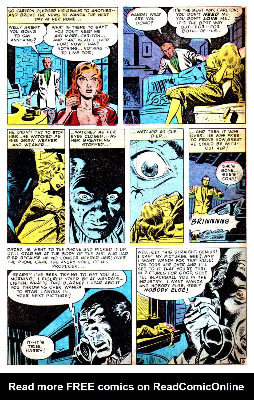 Read online Adventures into Weird Worlds comic -  Issue #15 - 16