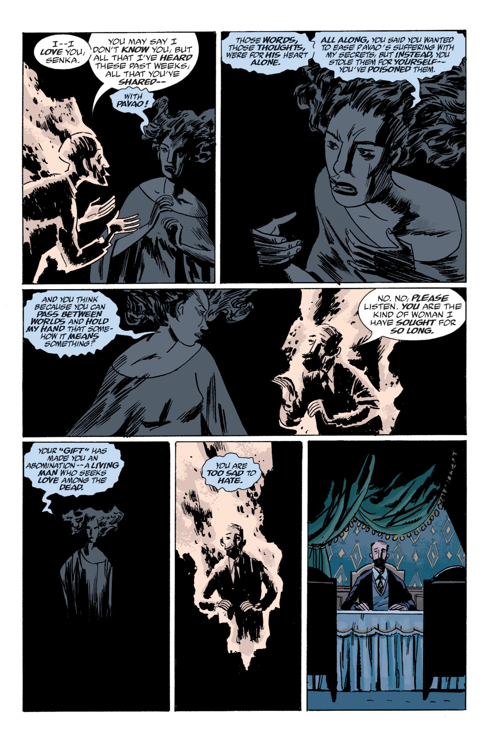 Read online B.P.R.D. (2003) comic -  Issue # TPB 6 - 77