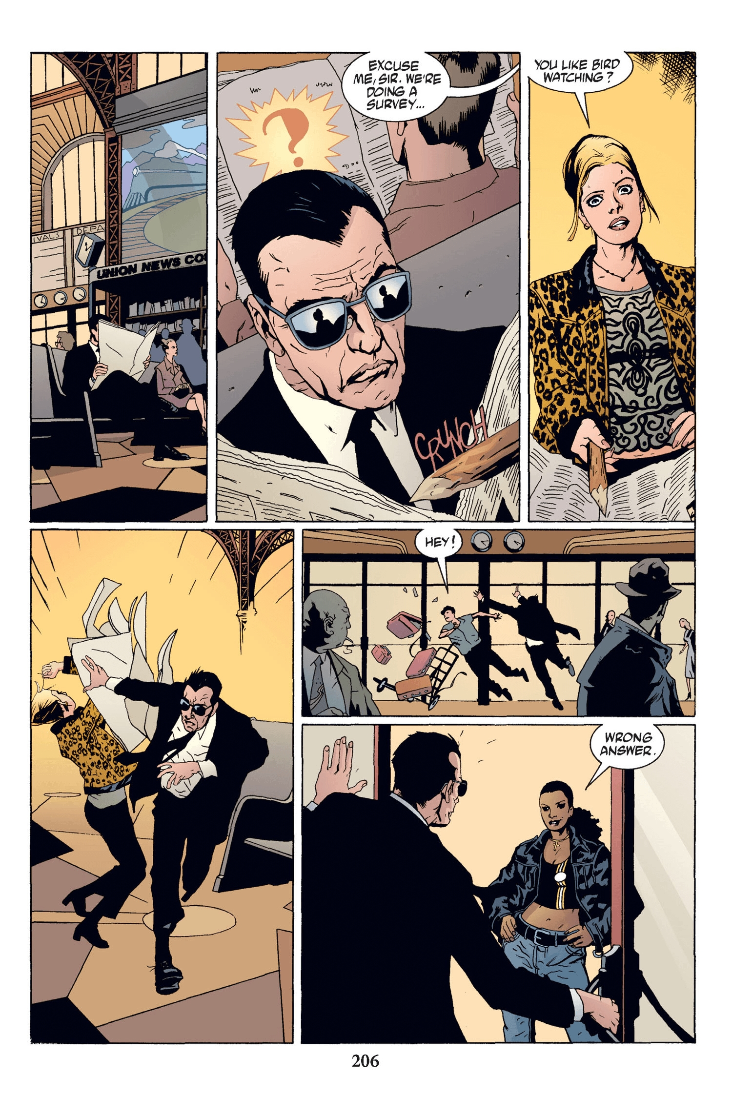 Read online Buffy the Vampire Slayer: Omnibus comic -  Issue # TPB 2 - 200