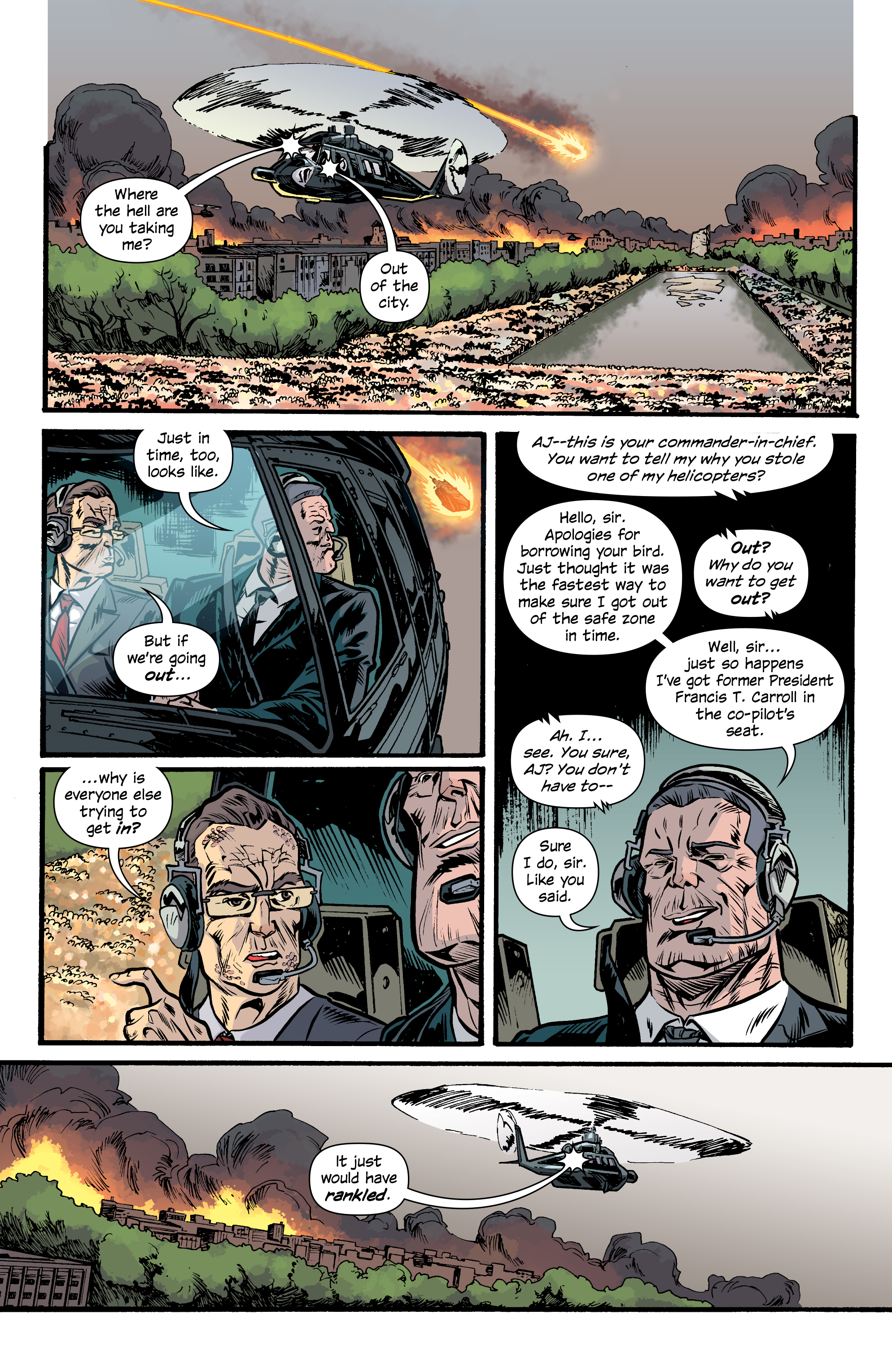 Read online Letter 44 comic -  Issue #33 - 20