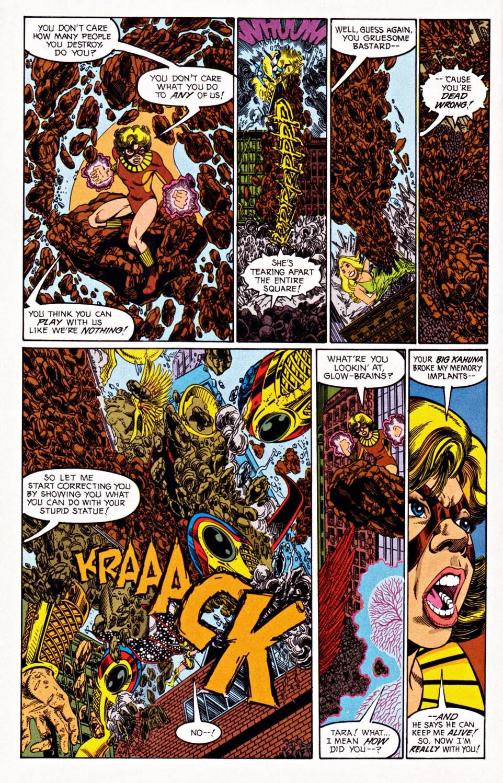 Read online Team Titans comic -  Issue #1e - 17