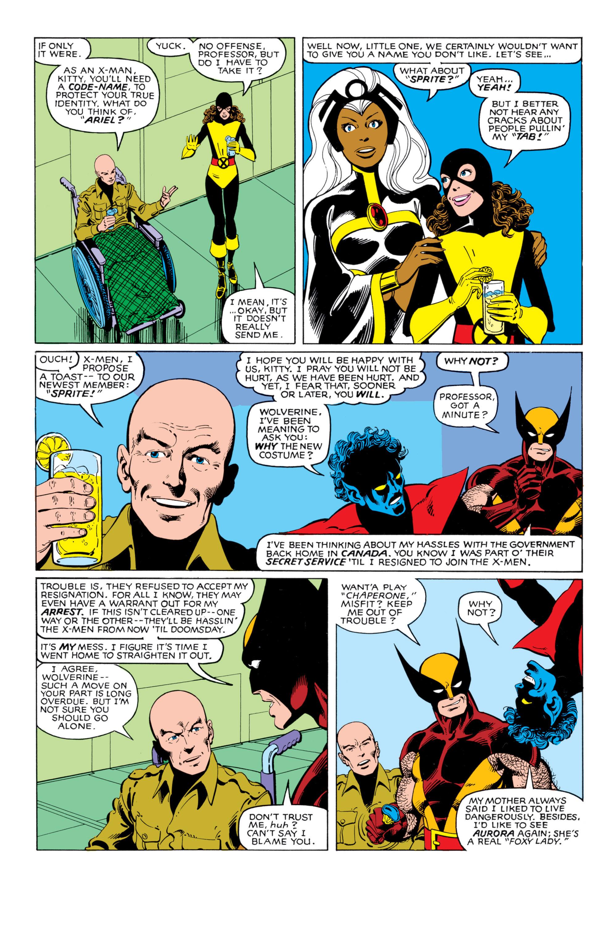 Uncanny X-Men (1963) 139 Page 7