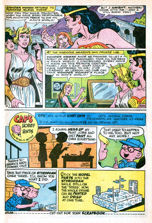 Read online Wonder Woman (1942) comic -  Issue #173 - 21