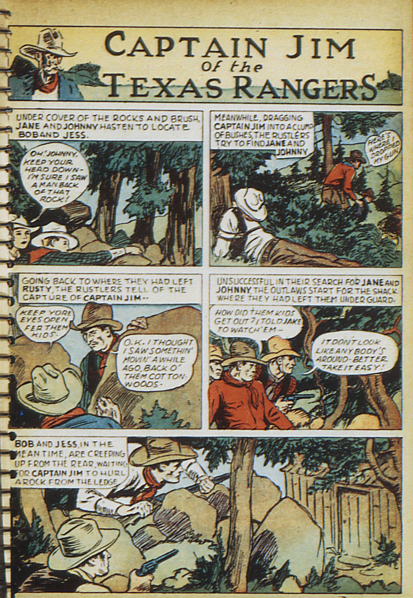 Read online Adventure Comics (1938) comic -  Issue #13 - 3