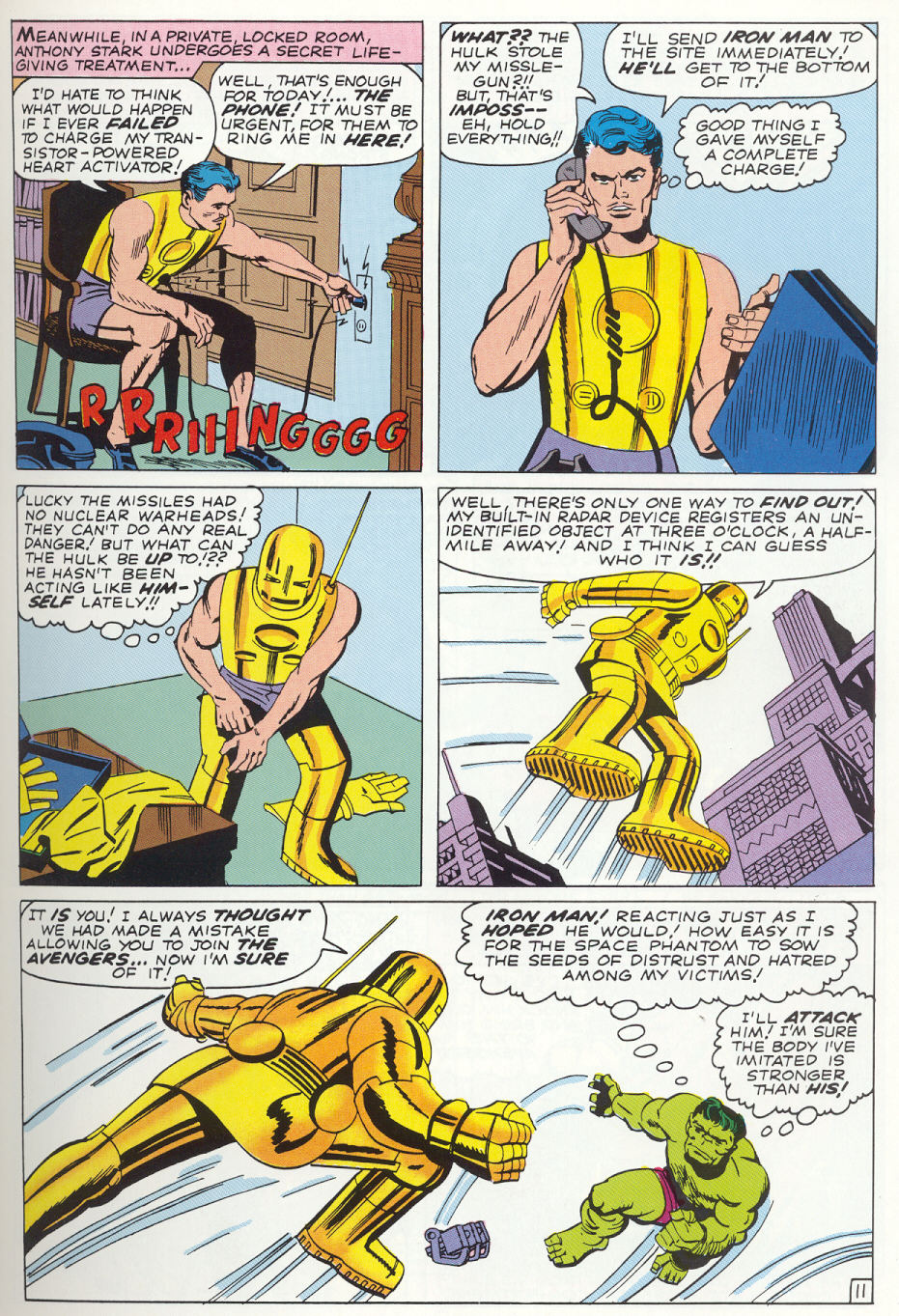 The Avengers (1963) 2 Page 11