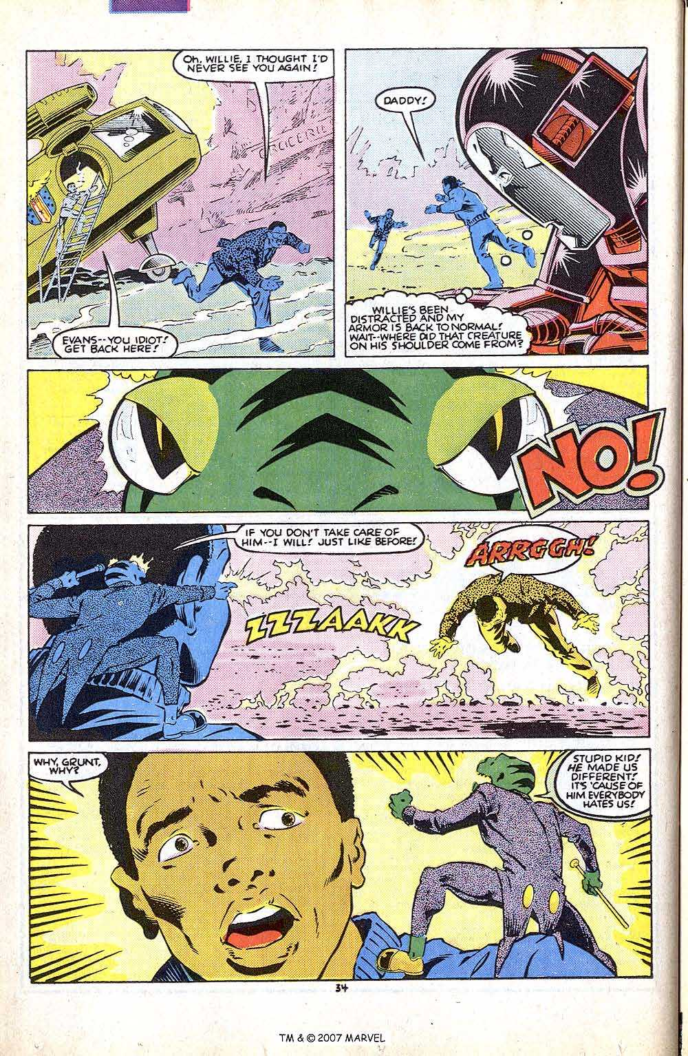 Iron Man Annual issue 8 - Page 42