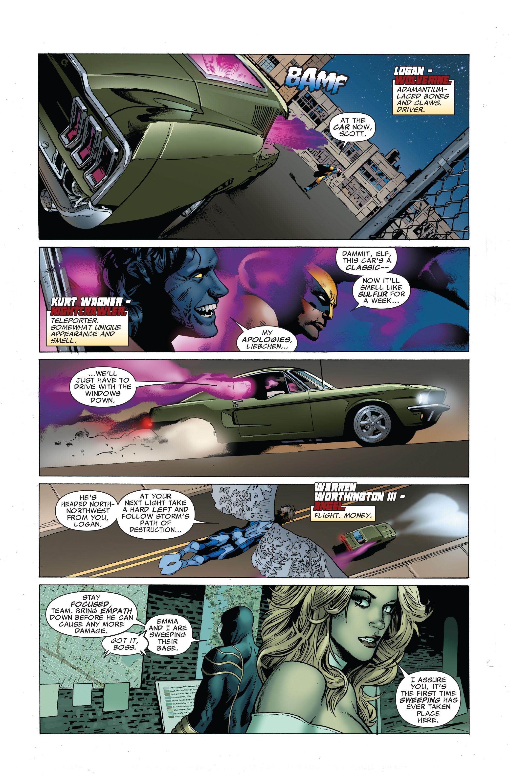 Read online Uncanny X-Men (1963) comic -  Issue #503 - 7